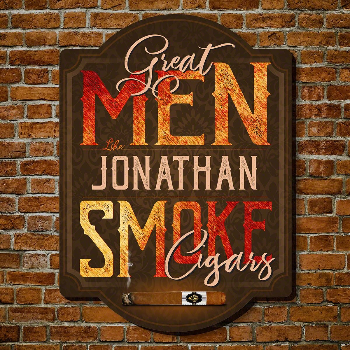 Faith, Hope, Love Raised Sign Wall Decor By Winston Porter In Most Recently Released Winston Porter Great Men Smoke Cigars Wooden Sign Wall Décor (View 11 of 20)