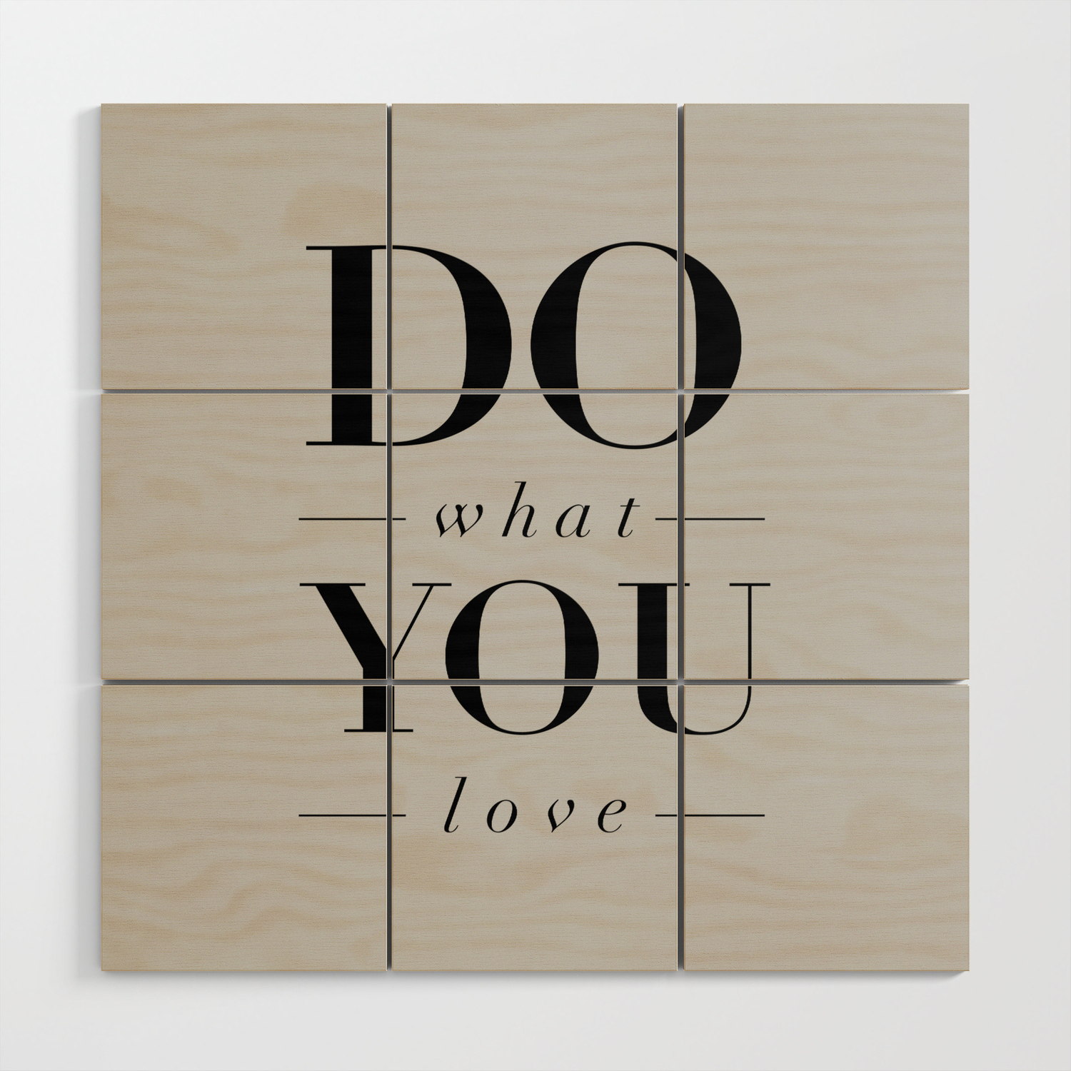 Favorite Rectangle Like Yourself Inspirational Typography Wall Plaque Intended For Do What You Love Beautiful Inspirational Short Quote About Happiness (View 6 of 20)