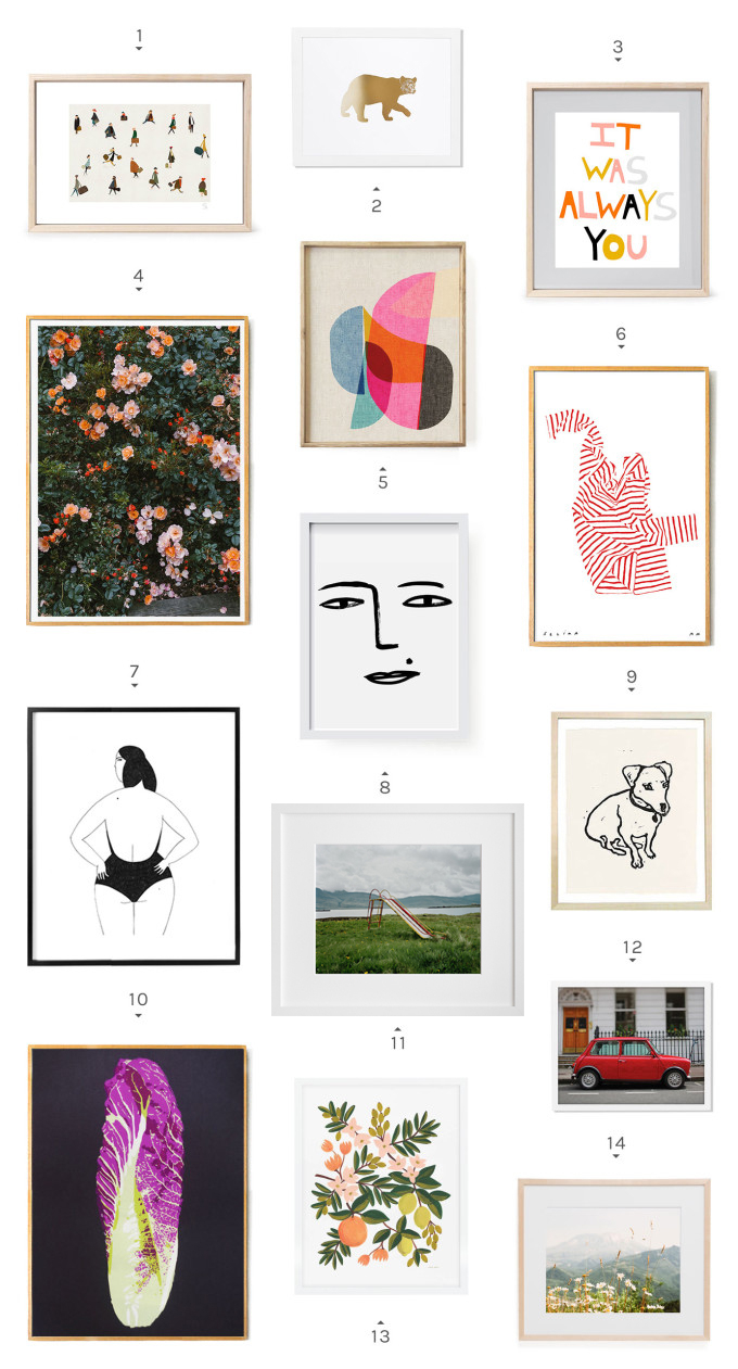 Favorite Where To Buy Affordable Art (View 7 of 20)
