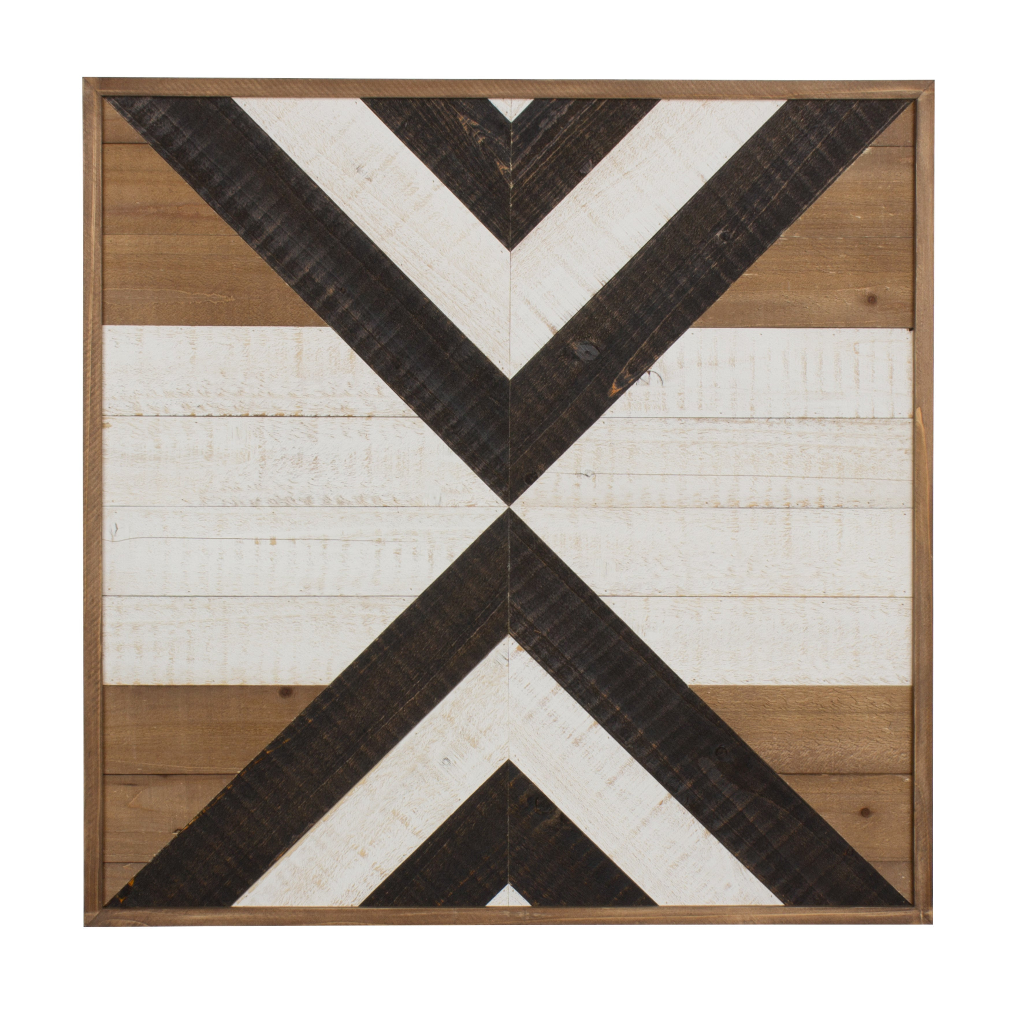 Find Great Art Gallery Deals Shopping At Overstock Regarding Latest Panel Wood Wall Decor Sets (Set Of 2) (View 8 of 20)