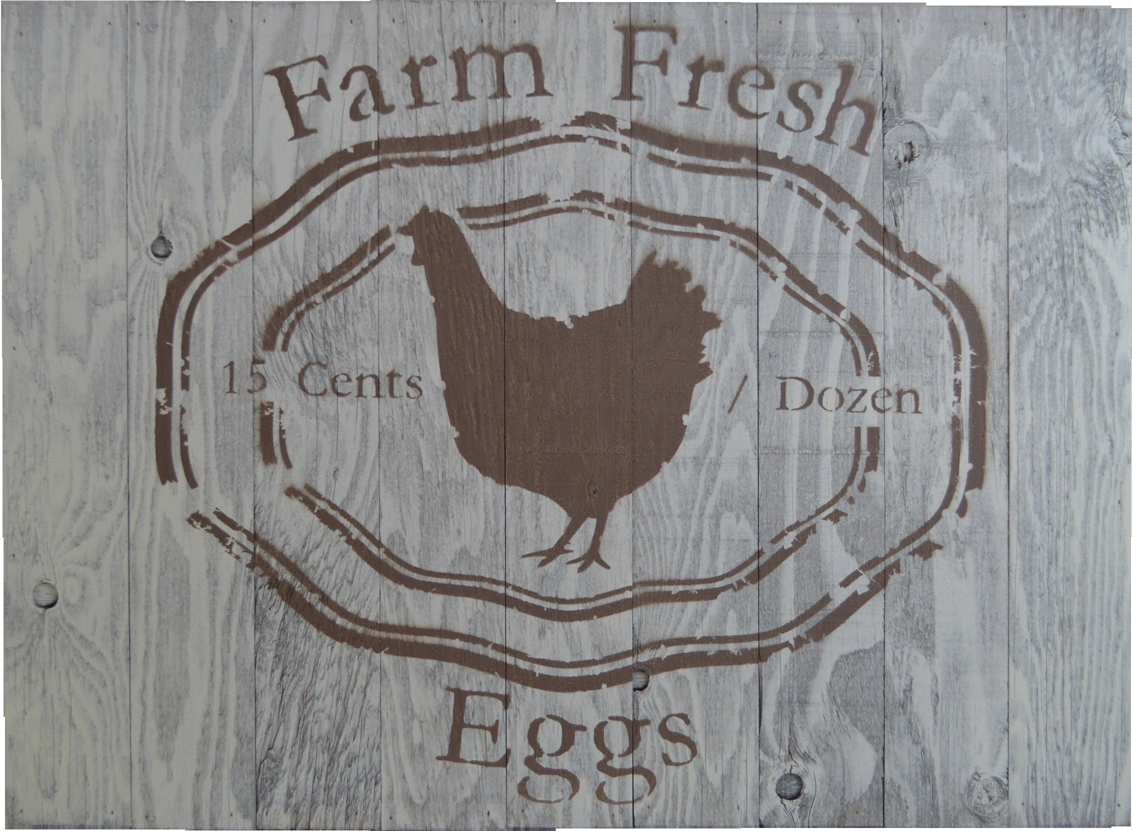 """In A Word """"welcome"""" Wall Decor By Fireside Home Intended For Most Recently Released Firesidehome In A Word """"fresh Eggs"""" Wall Décor (Gallery 15 of 20)"""
