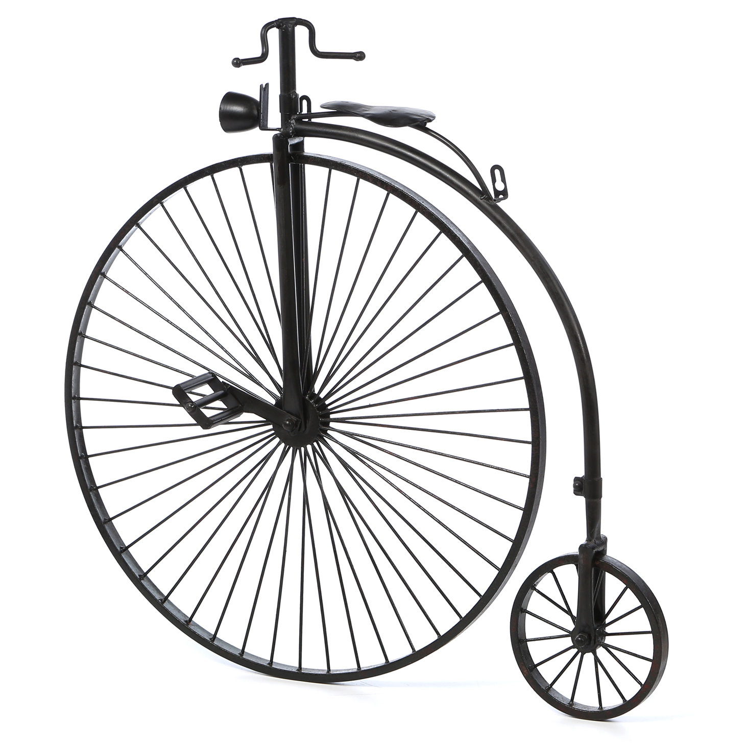 Joss & Main Pertaining To Fashionable Metal Bicycle Wall Decor (View 13 of 20)