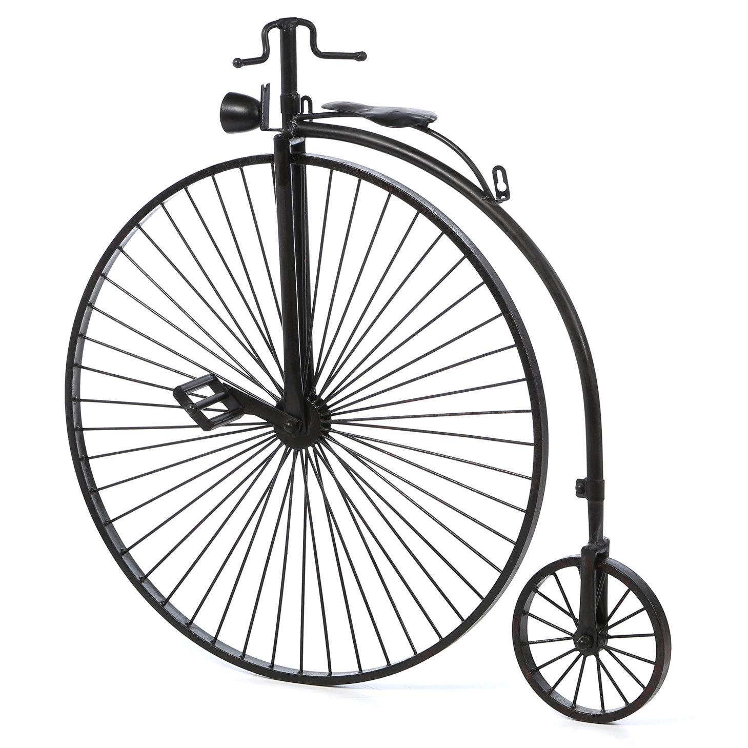 Joss & Main pertaining to Fashionable Metal Bicycle Wall Decor