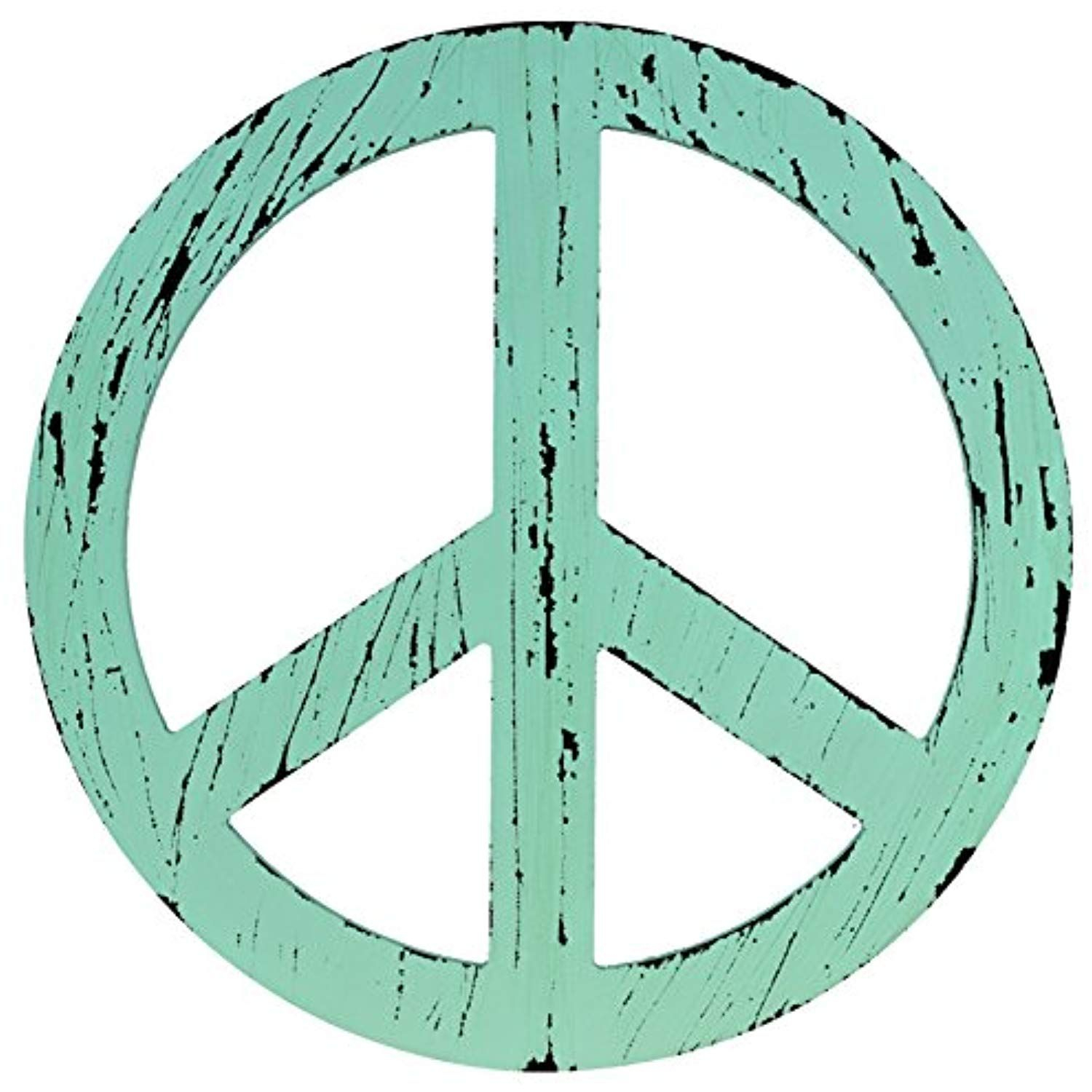 "Latest Grey ""eat"" Sign With Rebar Decor Inside Old River Outdoors Teal Peace Sign Wall Decor Art – 12"" Rustic (Gallery 20 of 20)"