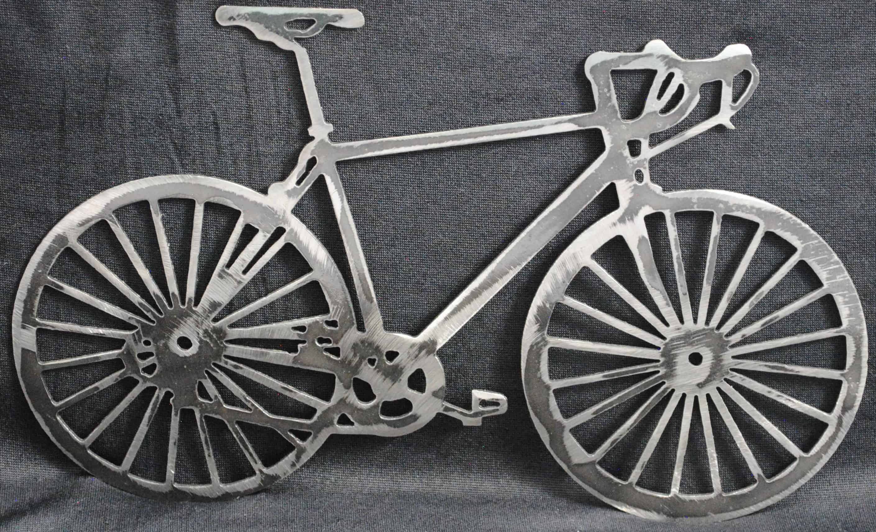 Metal Bicycle Wall Art – Metal Art Colorado In Favorite Metal Bicycle Wall Decor (View 14 of 20)