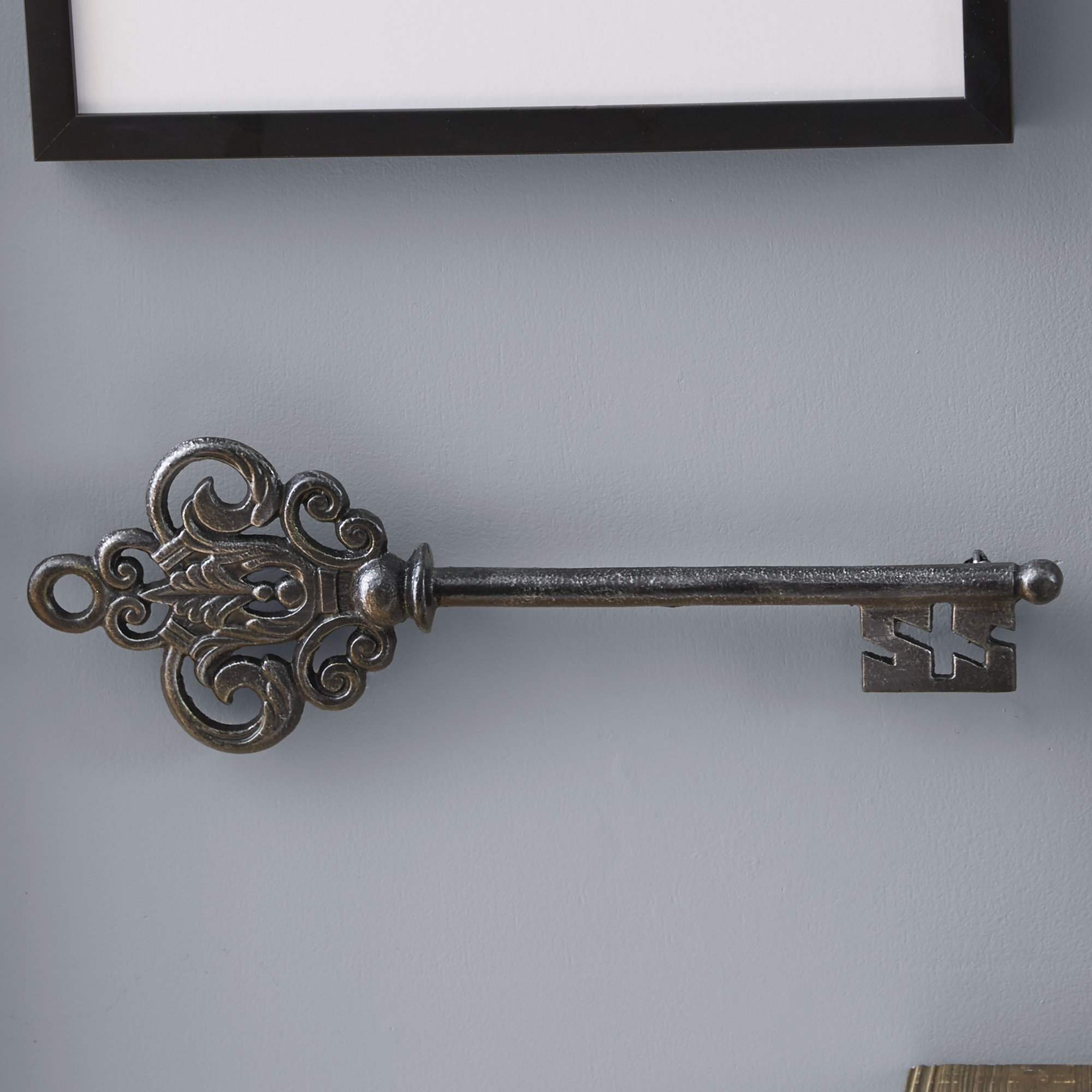 Metal Key Wall Decor – Pmpresssecretariat For Most Current Black Metal Key Wall Decor (View 2 of 20)