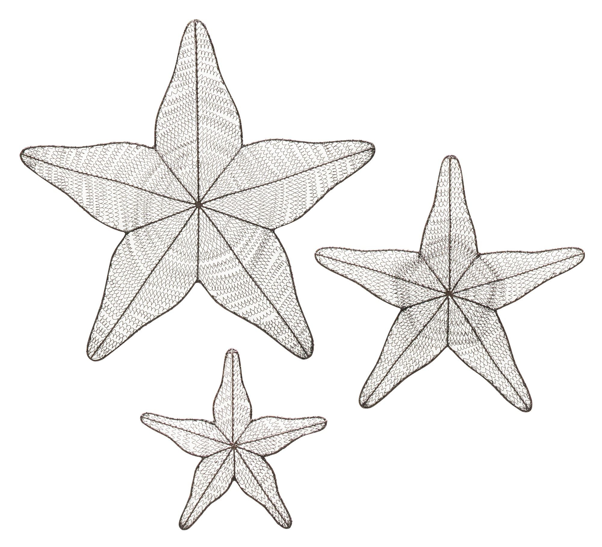 Most Recent Pinterest Regarding Yelton 3 Piece Starfish Wall Decor Sets (View 16 of 20)