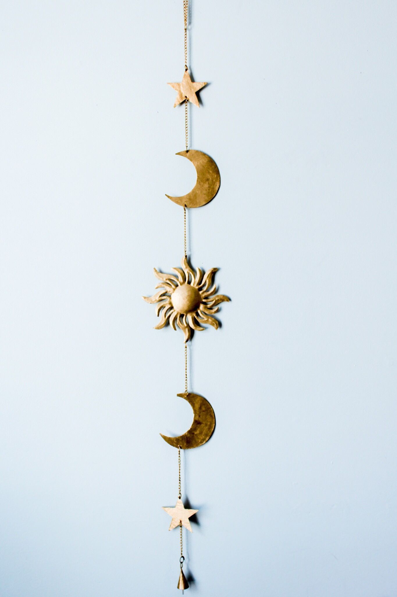 Most Up To Date Nature Metal Sun Wall Decor Intended For Celestial Wall Hanging (View 9 of 20)