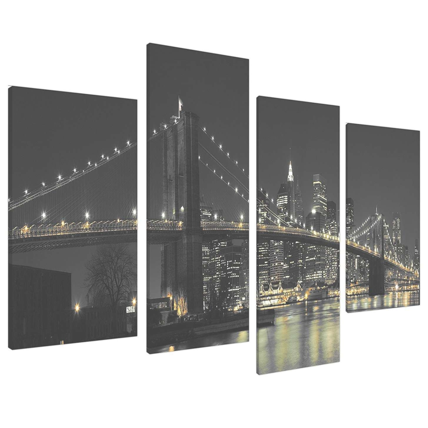 New York City Wall Art Attractive 45 Ideas Of For 13 Throughout Latest Wonderful World Wall Decor By Latitude Run (Gallery 9 of 20)