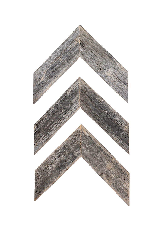 Newest Brown Metal Tribal Arrow Wall Decor Within Barnwoodusa Rustic Chevron Decorative Arrow Wall Décor & Reviews (Gallery 20 of 20)