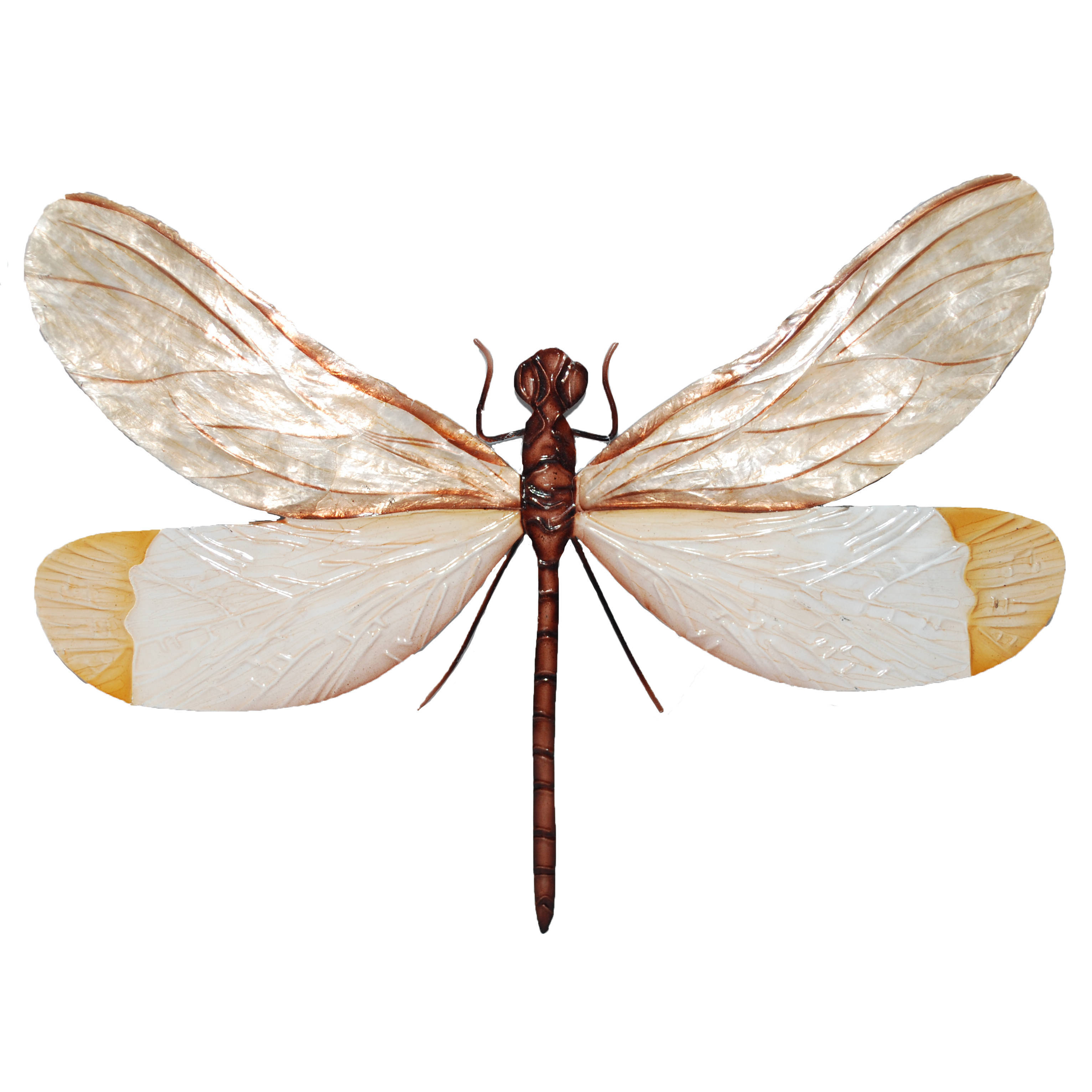 Newest Shop White And Brown Dragonfly Wall Decor – On Sale – Free Shipping In Dragonfly Wall Decor (View 18 of 20)