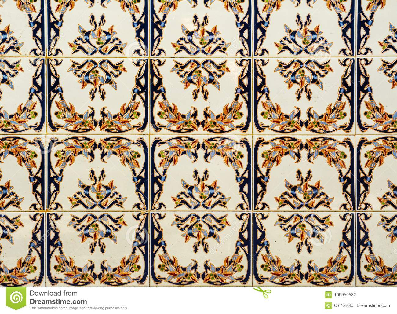 Newest Traditional Ornamental Spanish Decorative Tiles, Original Ceramic throughout Spanish Ornamental Wall Decor