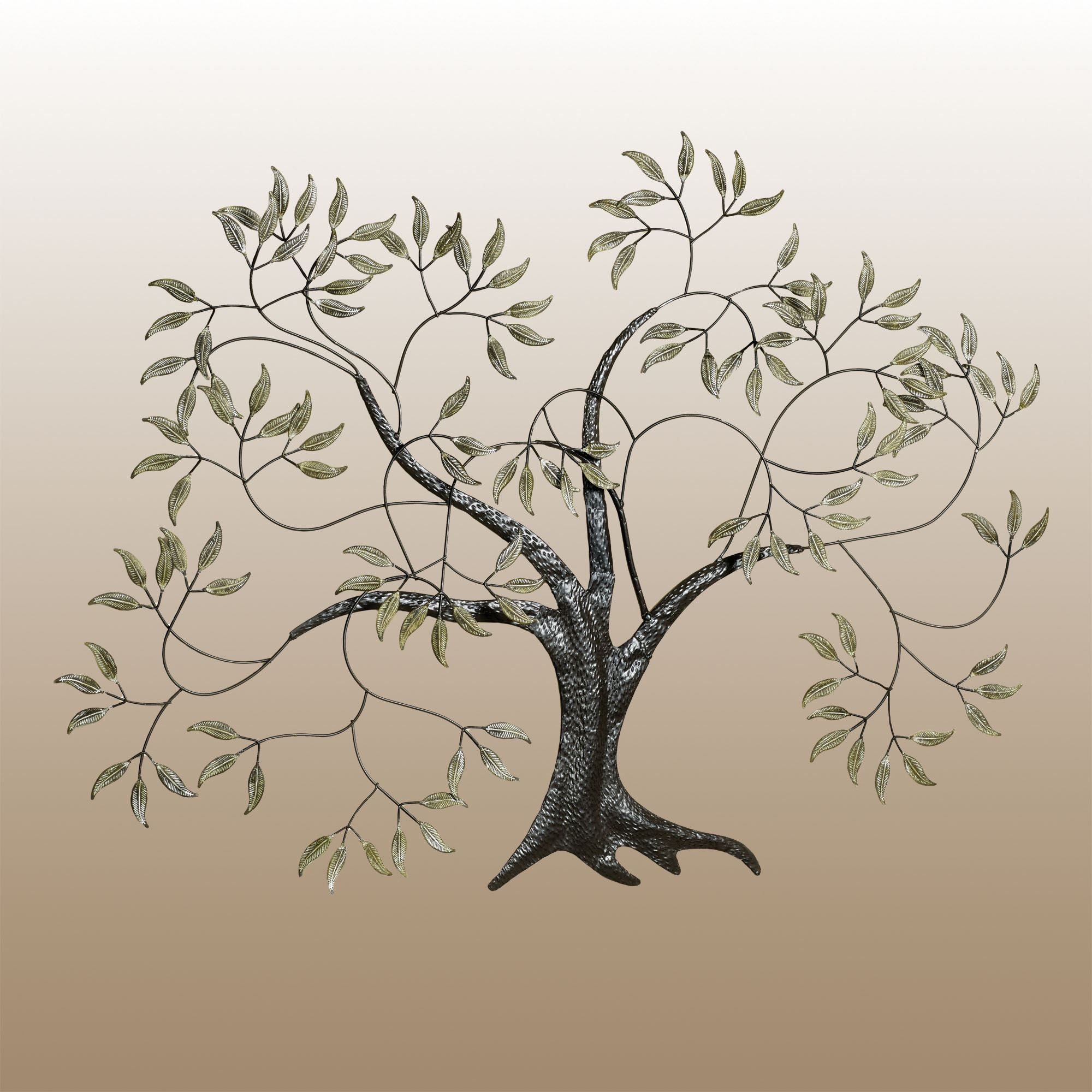 Newest Willow Tree In The Wind Metal Wall Art (Gallery 3 of 20)