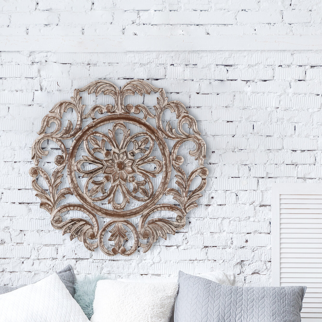 Ophelia & Co. Medallion Wall Décor