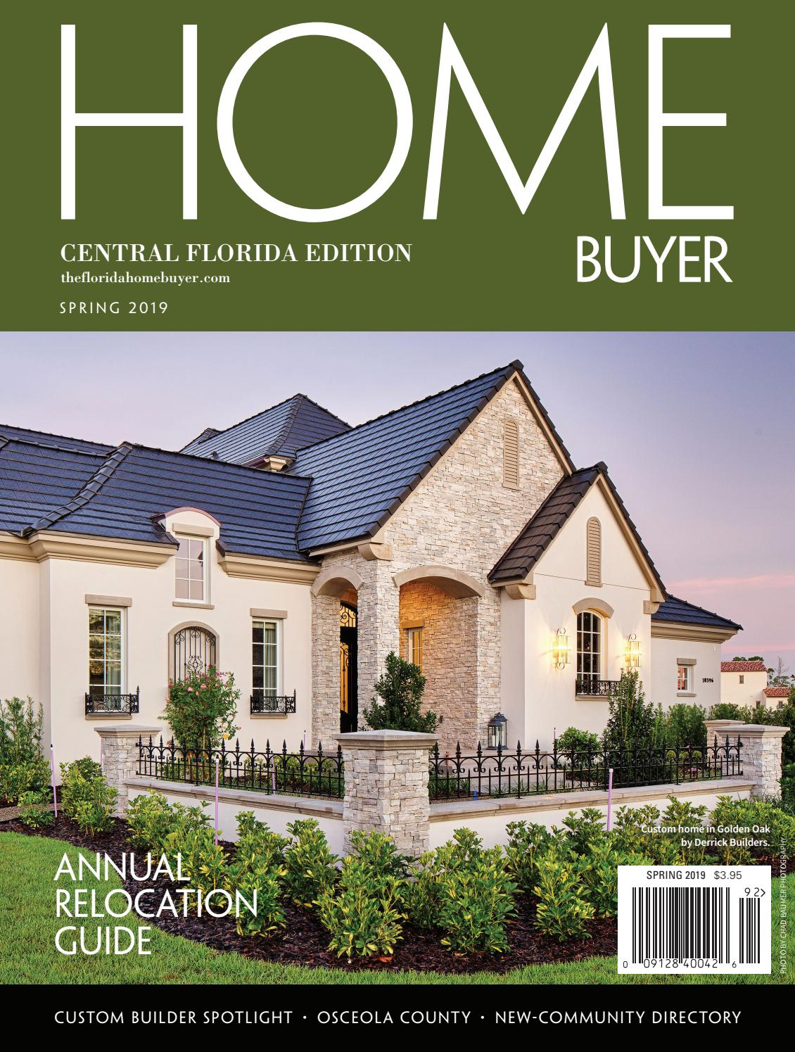 Osceola Double Heron Wall Decor Throughout Most Recent Homebuyer: Central Florida Edition Spring 2019Digitalissue – Issuu (View 9 of 20)