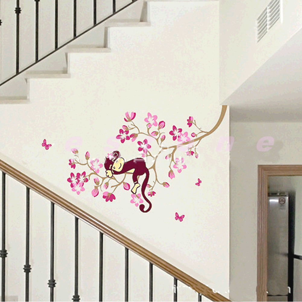 Popular Wall Decor Stunning Stairs Decoration Ideas Tight Stair Up Top Of Throughout Landing Art Wall Decor (View 15 of 20)