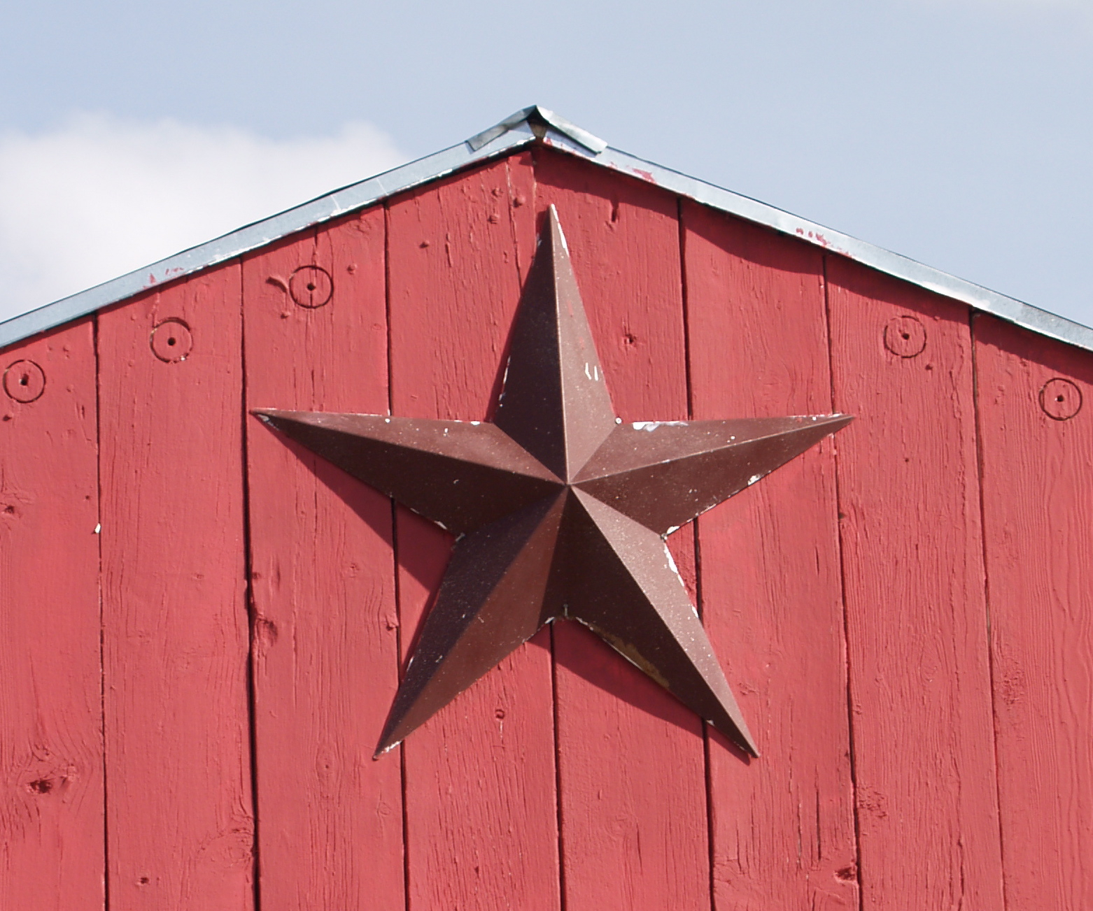 Raised Star Wall Decor With Favorite Barnstar – Wikipedia (Gallery 4 of 20)