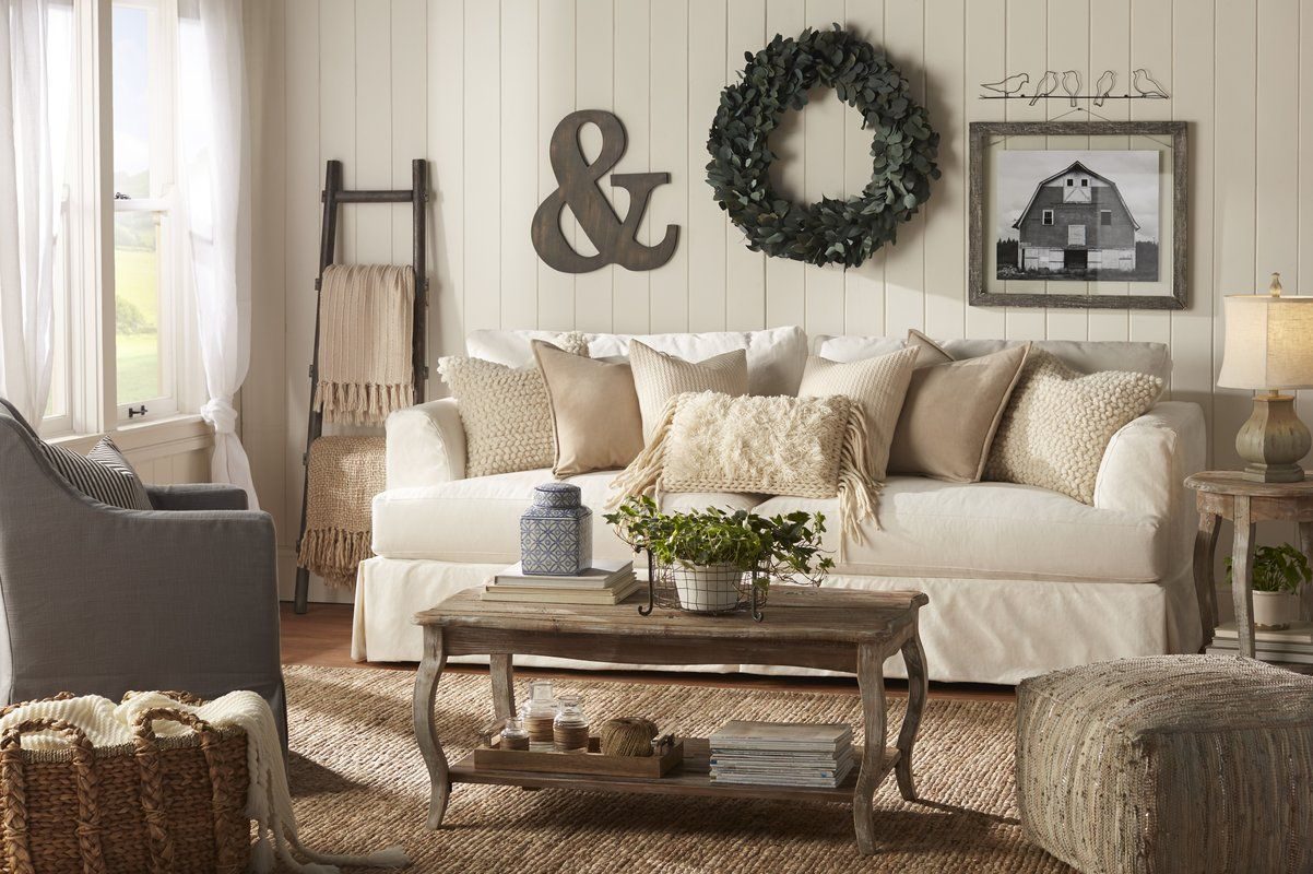 Rioux Birds On A Wire Wall Decor With Widely Used Francoise Coffee Table In  (View 14 of 20)