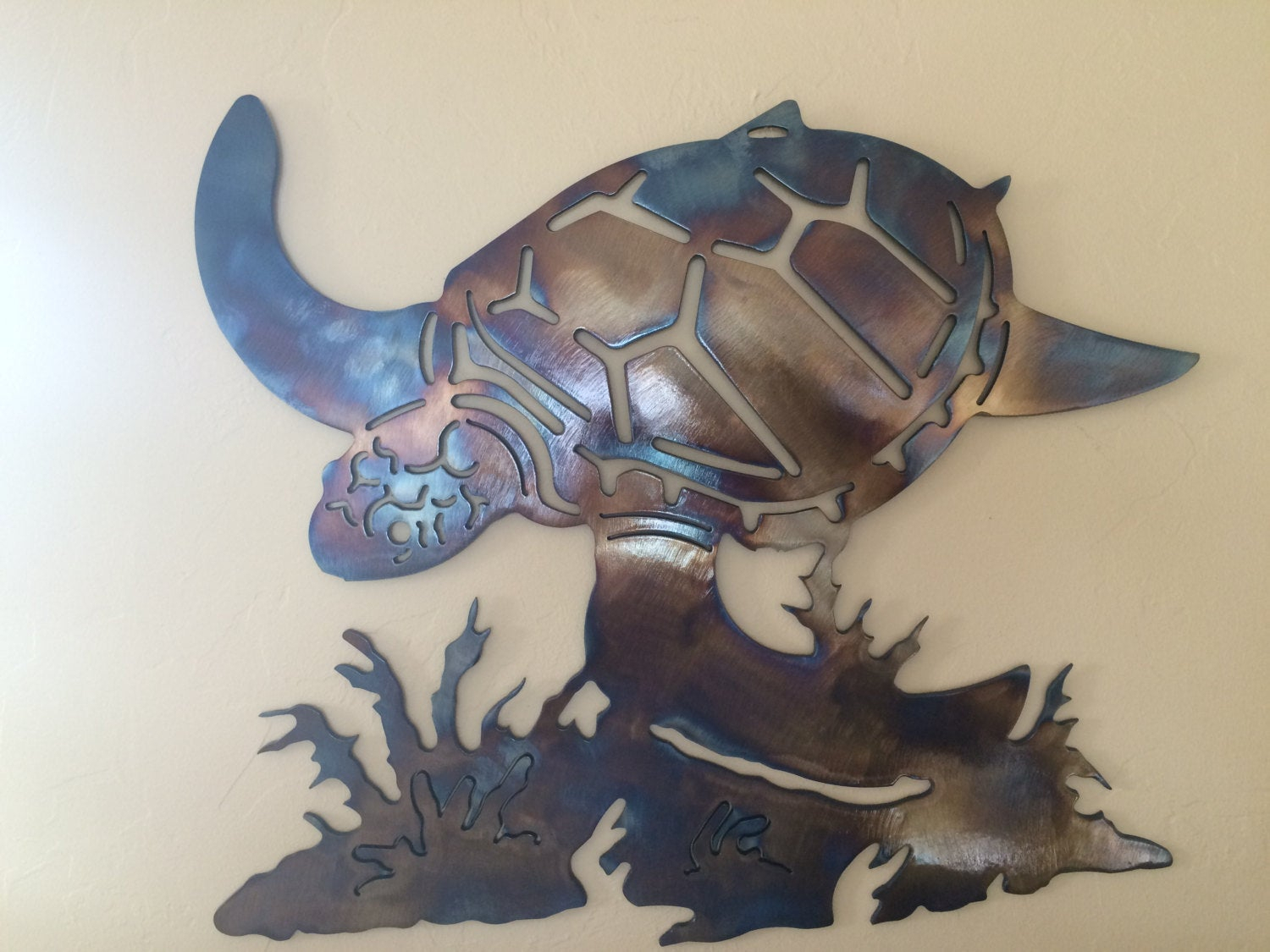 Sea Turtle Wall Art – Pmpresssecretariat Regarding Well Liked Rhys Turtle Decor Wall Decor (View 13 of 20)