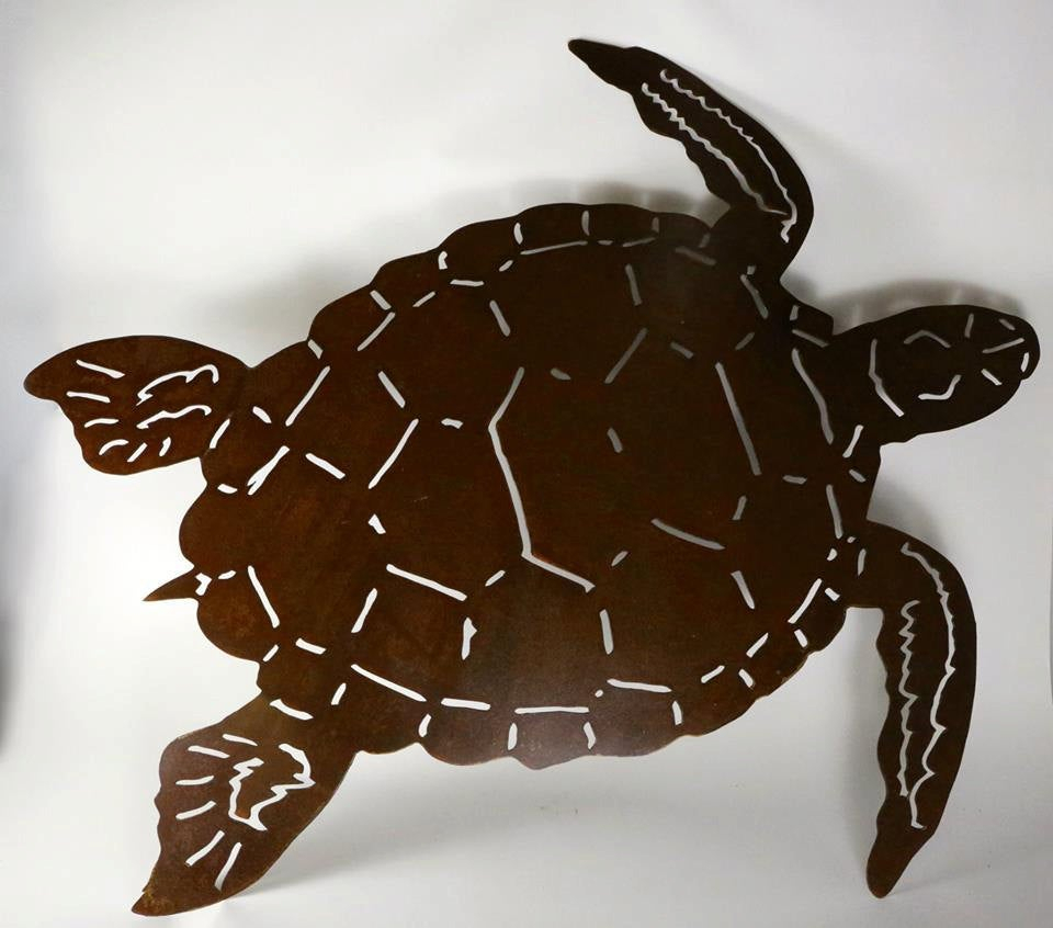 Sea Turtle Wall Art – Pmpresssecretariat Throughout Recent Rhys Turtle Decor Wall Decor (Gallery 9 of 20)