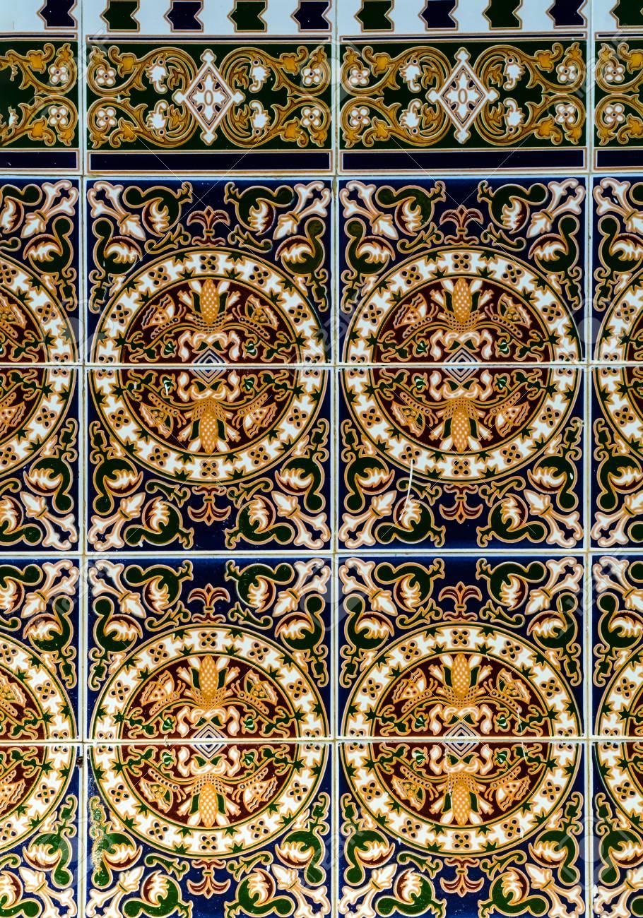 Spanish Ornamental Wall Decor In Famous Traditional Ornamental Spanish Decorative Tiles, Original Ceramic (Gallery 15 of 20)