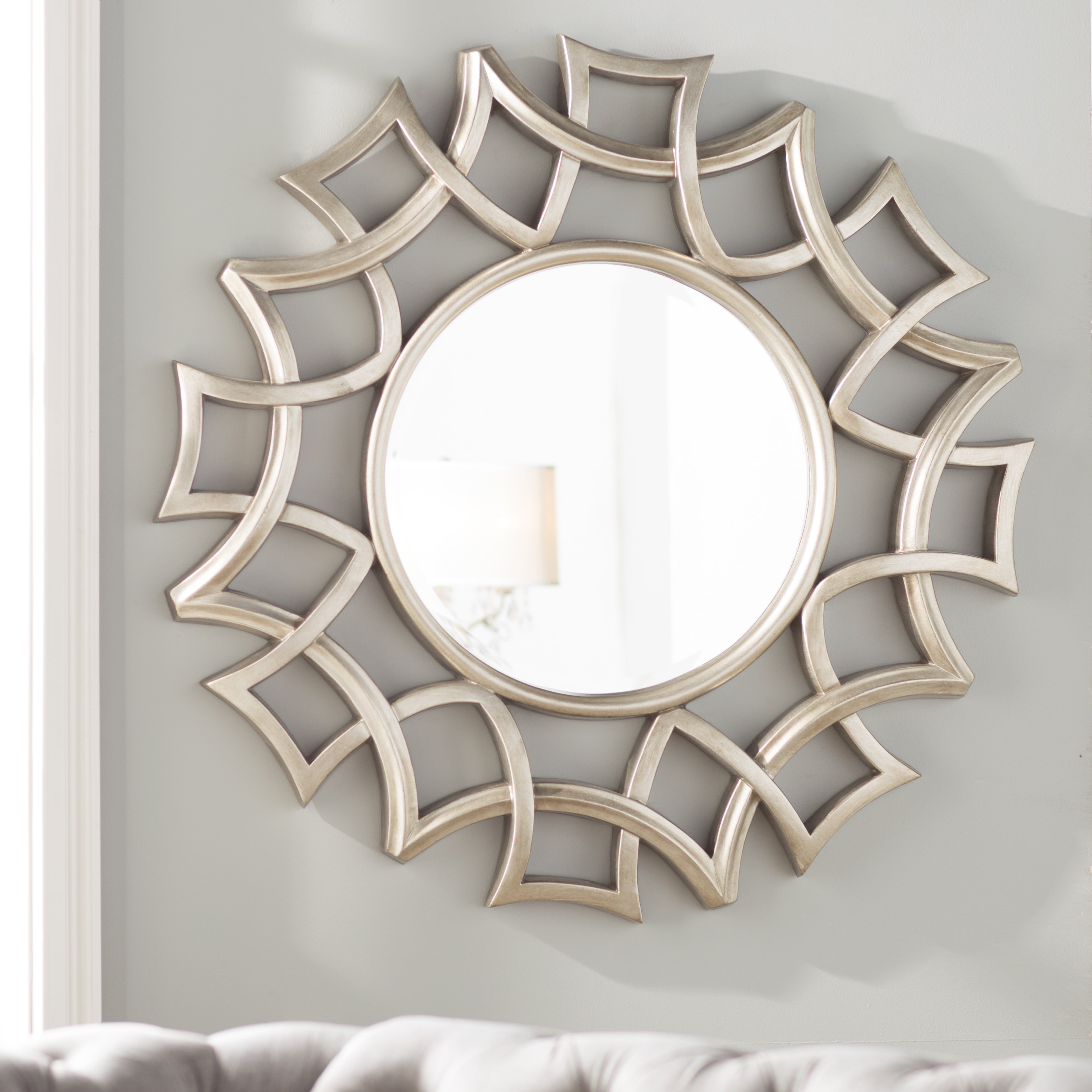 Featured Photo of Starburst Wall Decor By Willa Arlo Interiors