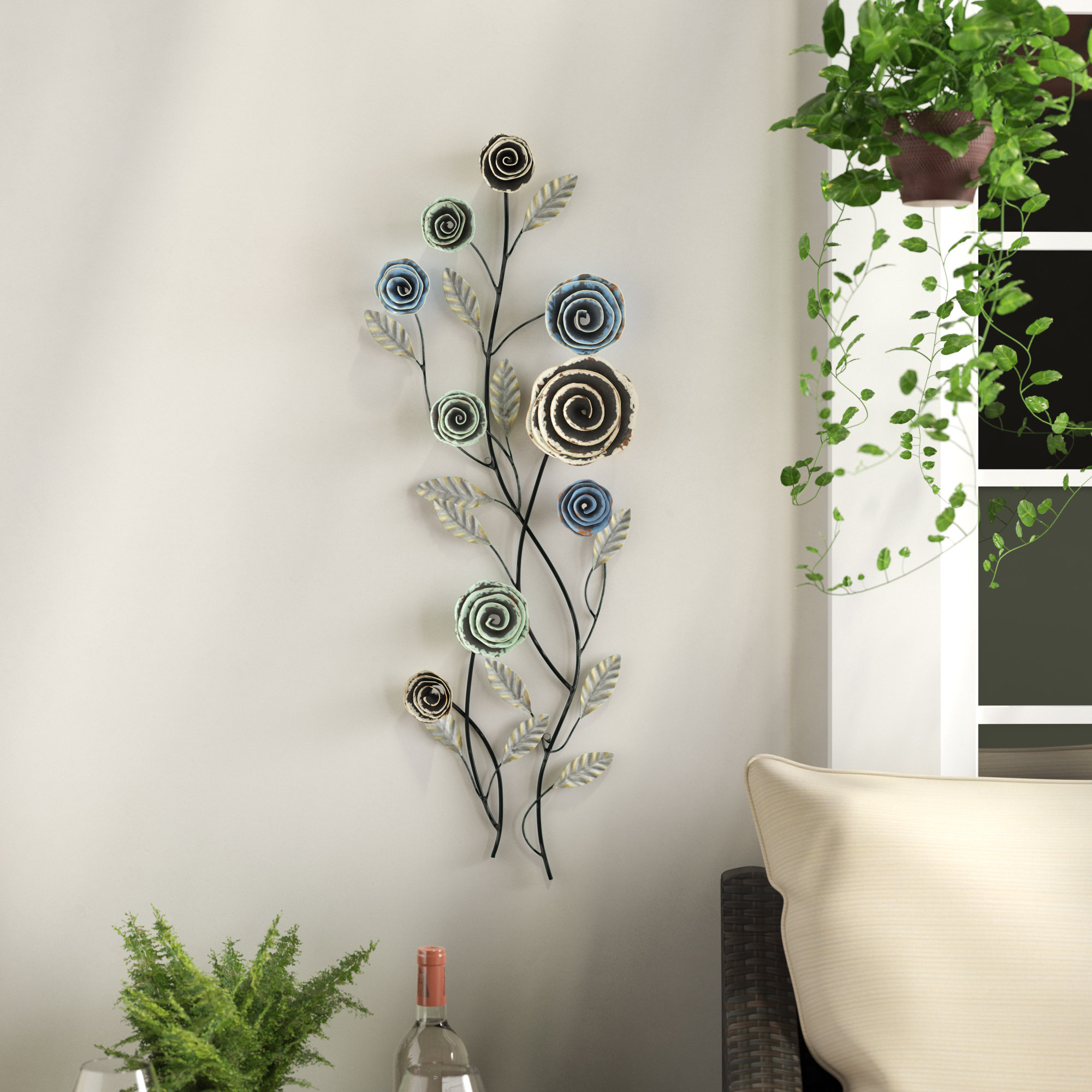 Trendy Winston Porter Blossoming Buds Wall Décor & Reviews (View 5 of 20)