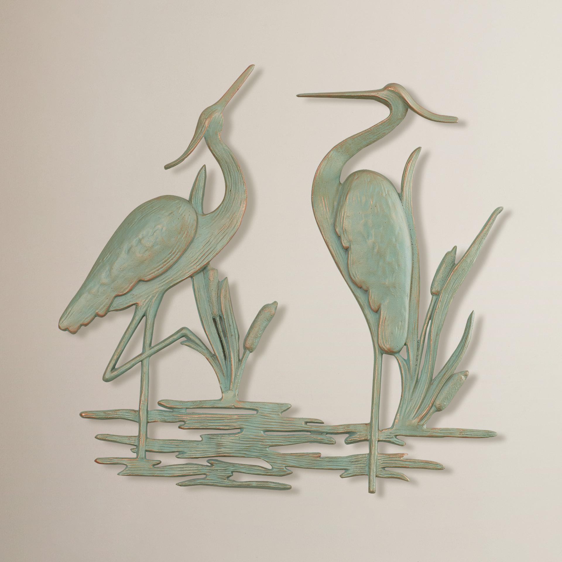 Wayfair.ca With Regard To Osceola Double Heron Wall Decor (Gallery 1 of 20)
