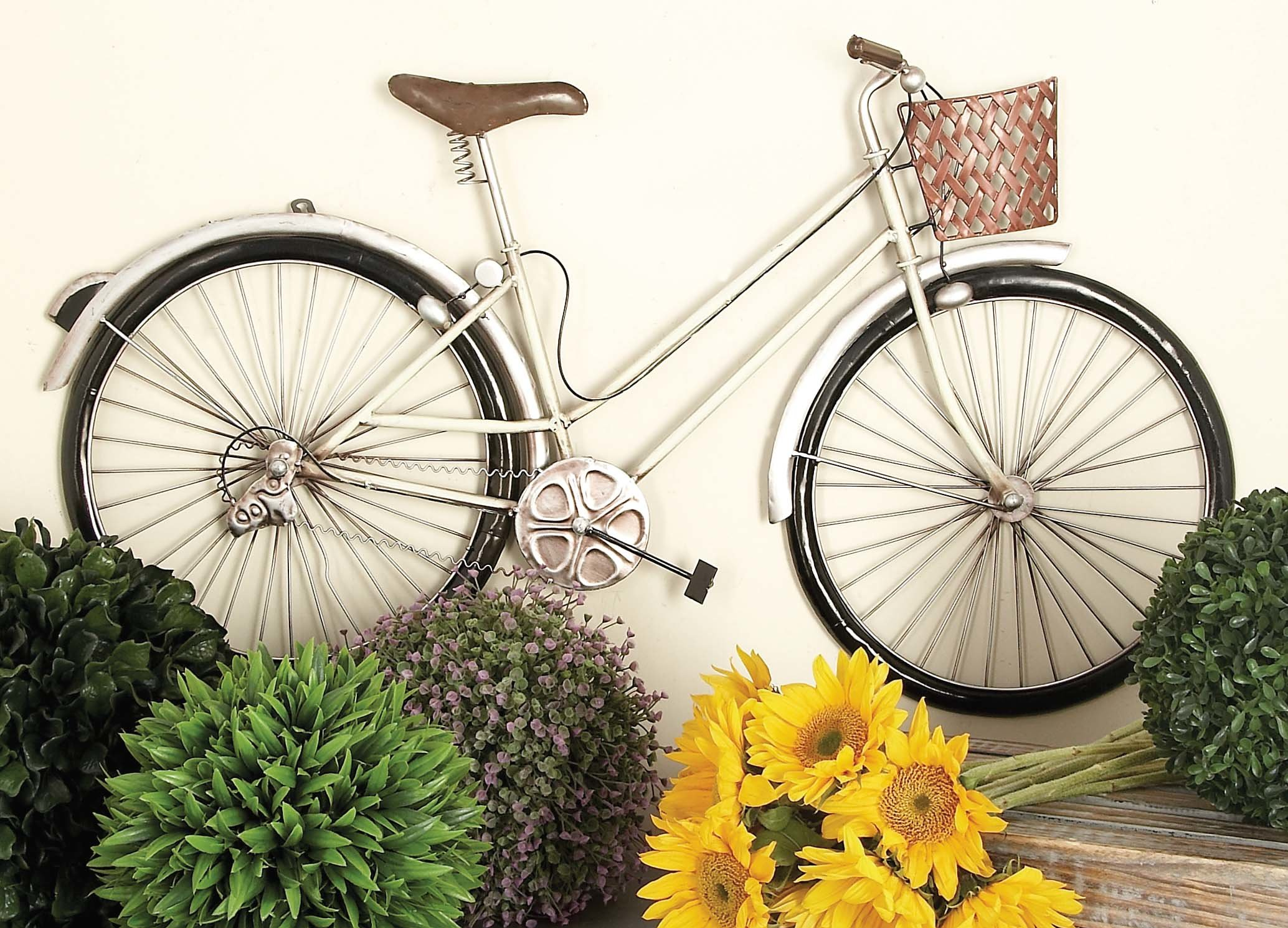 Wayfair For Bike Wall Decor By August Grove (View 16 of 20)