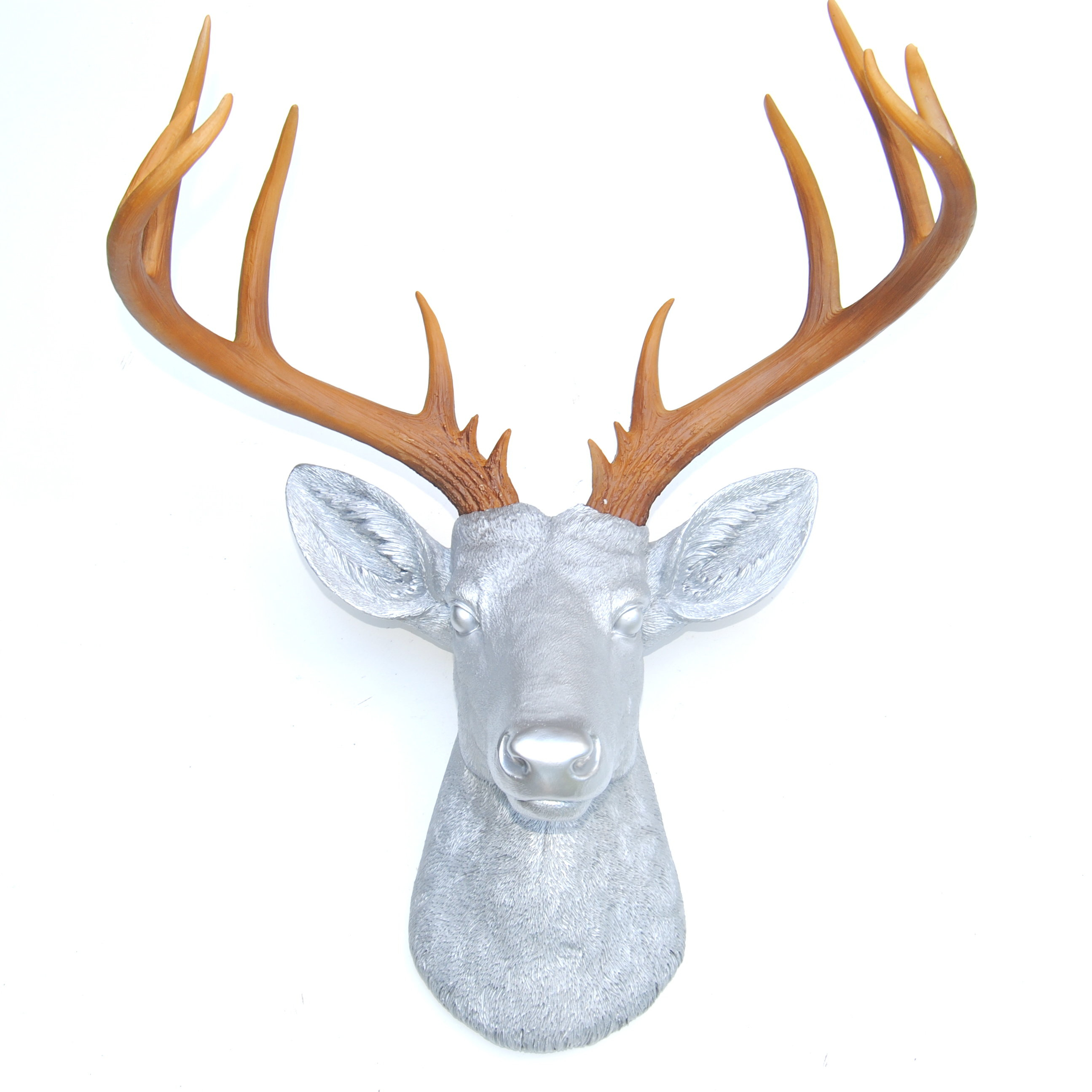 Wayfair Intended For Fashionable Atlantis Faux Taxidermy Wall Decor (View 19 of 20)
