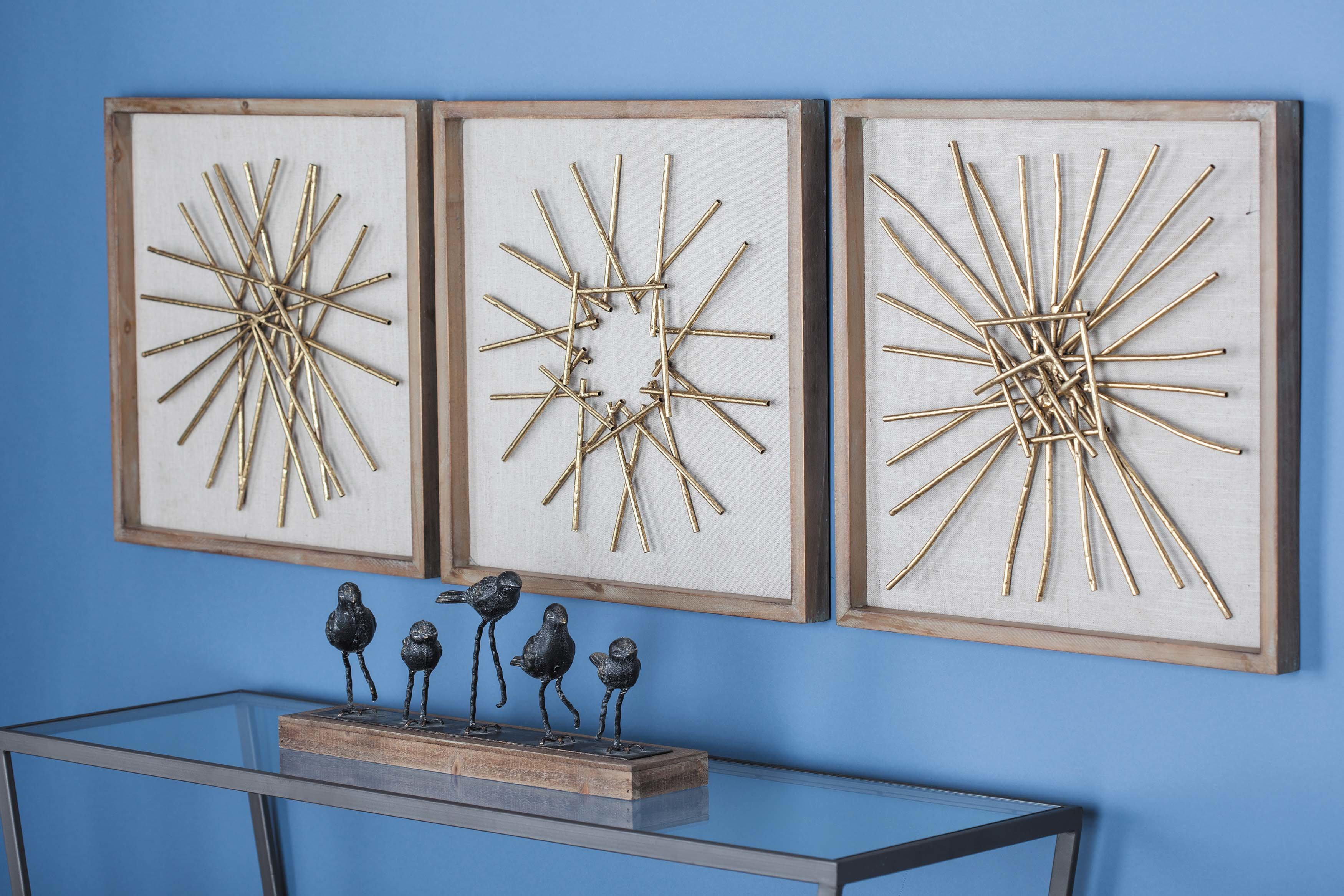 Wayfair Regarding Favorite 3 Piece Wall Decor Sets By Wrought Studio (View 12 of 20)