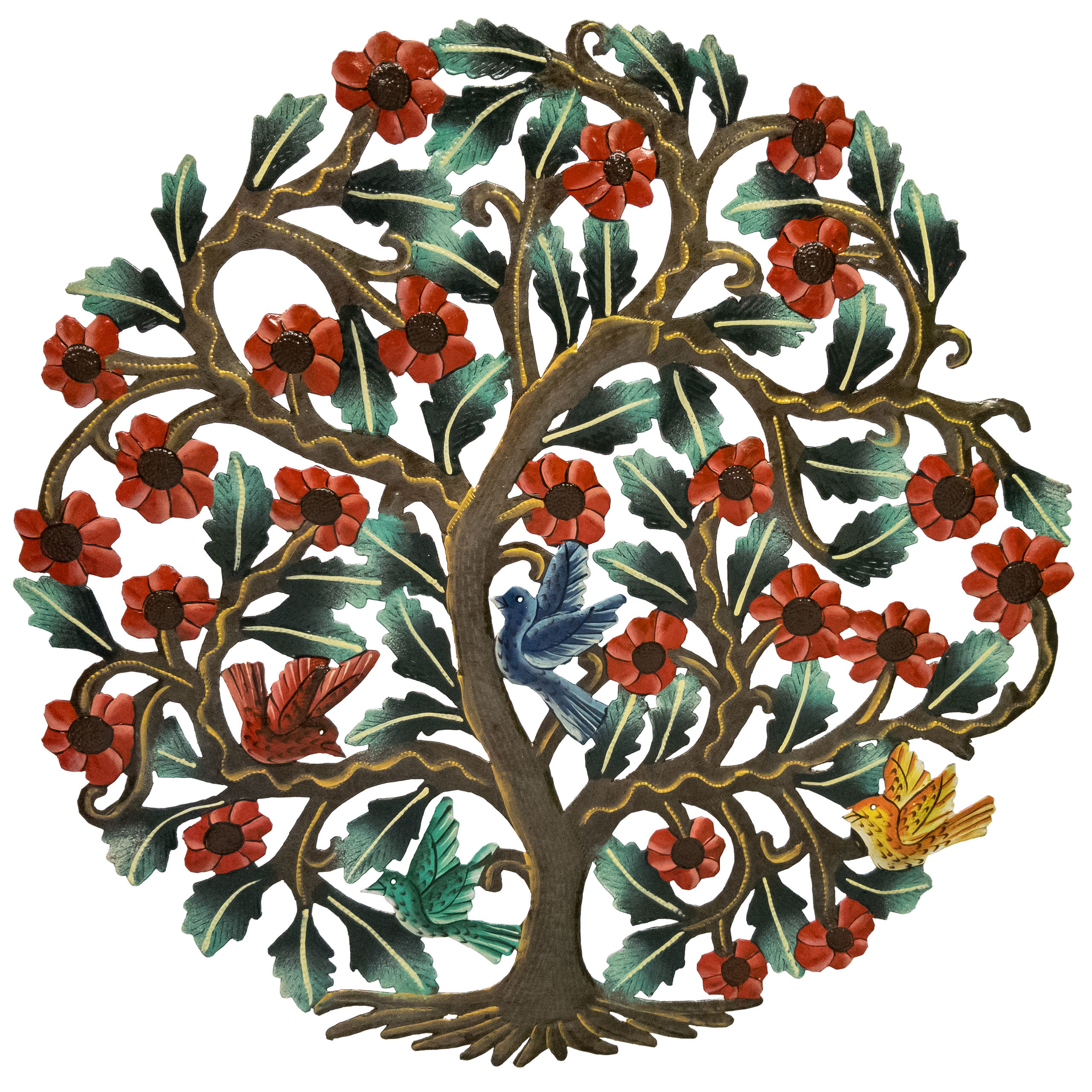 Wayfair Throughout Tree Of Life Wall Decor By Red Barrel Studio (View 9 of 20)