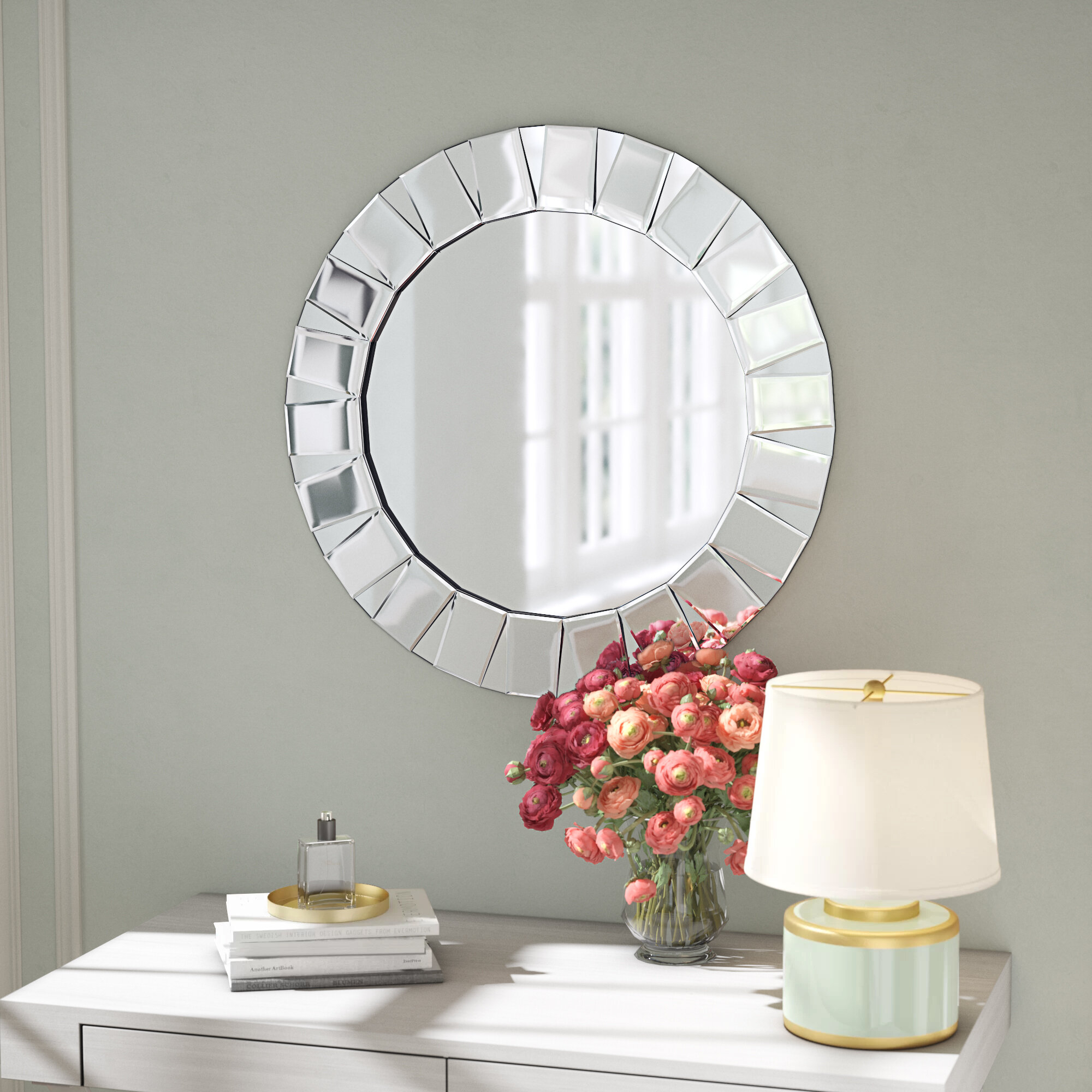 Wayfair With Regard To Pennsburg Rectangle Wall Mirror By Wade Logan (Gallery 15 of 20)