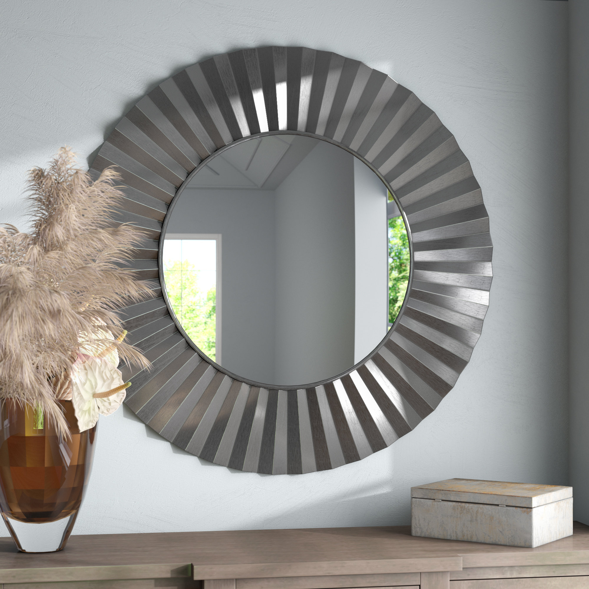 Wayfair Within Well Known Starburst Wall Decor By Willa Arlo Interiors (View 18 of 20)