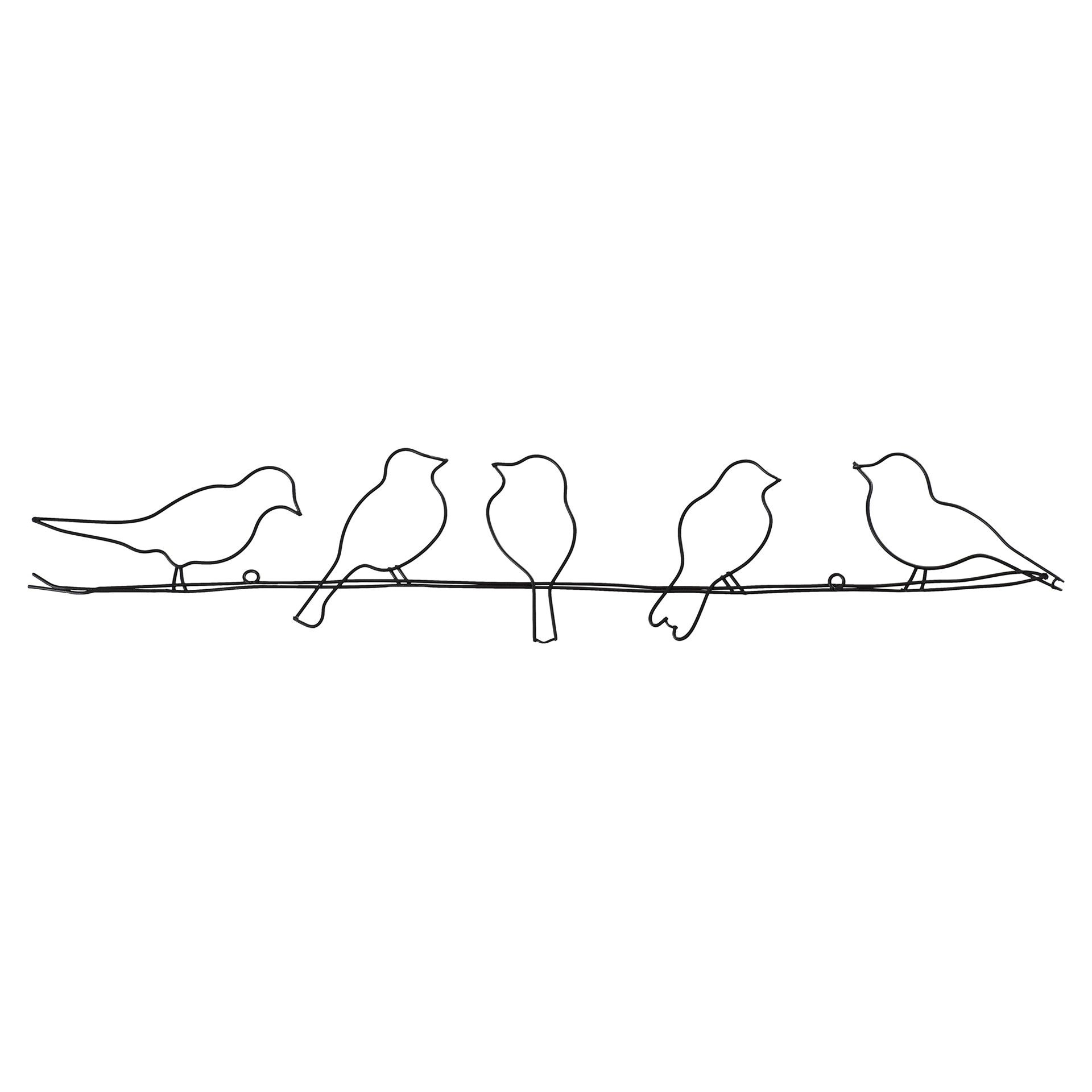 Well Known Rioux Birds On A Wire Wall Decor In Rioux Birds On A Wire Wall Décor (Gallery 3 of 20)
