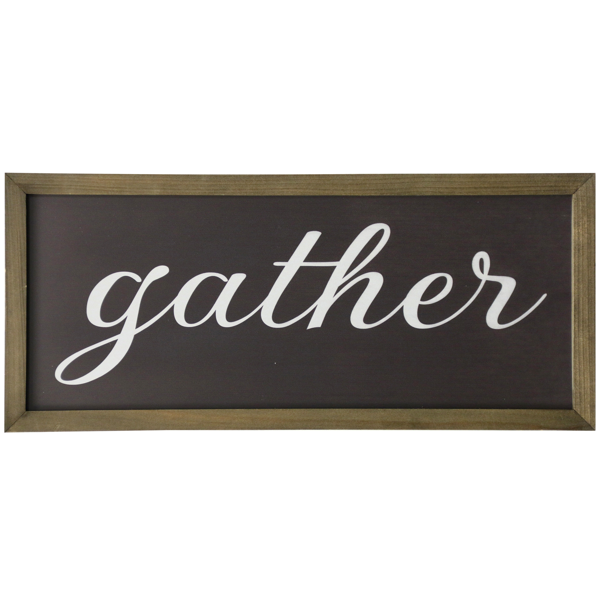 Well Liked Gather Galvanized Metal Wall Décor & Reviews (View 15 of 20)