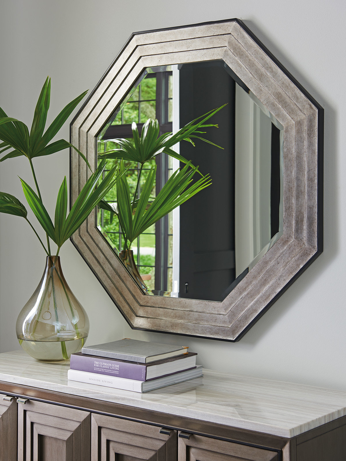 Well Liked Latour Wall Decor For Lexington Ariana Latour Octagonal Accent Mirror (View 20 of 20)