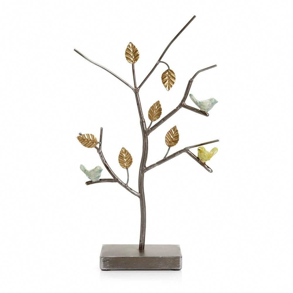 Windswept Tree Wall Decor By World Menagerie With Regard To Latest Wilko Metal Tree Jewellery Stand #metaltrees (View 13 of 20)