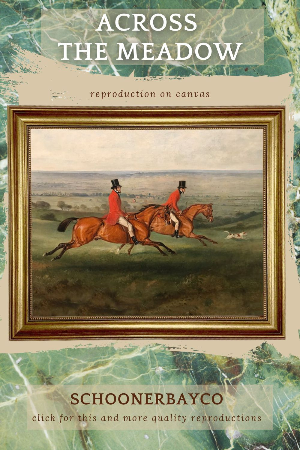 100 Equestrian Wall Art Ideas In 2021   Beautiful Wall Art Inside Most Recent Blended Fabric European Five English Horses Tapestries (View 8 of 20)