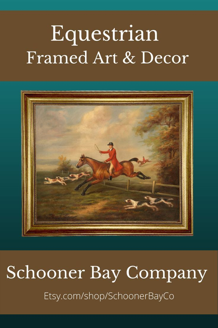100 Equestrian Wall Art Ideas In 2021   Beautiful Wall Art Inside Recent Blended Fabric European Five English Horses Tapestries (View 7 of 20)