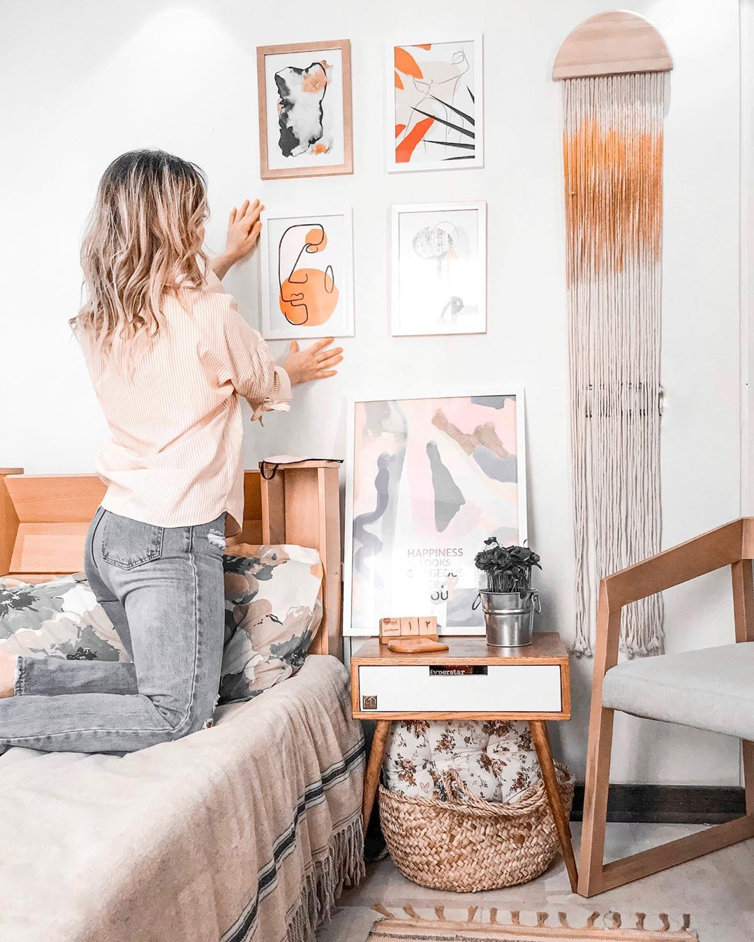 15 Best Wall Decor Ideas For 2020 You Should Try Out | Decoholic Throughout Current Blended Fabric Wall Hangings With Hanging Accessories Included (View 15 of 20)