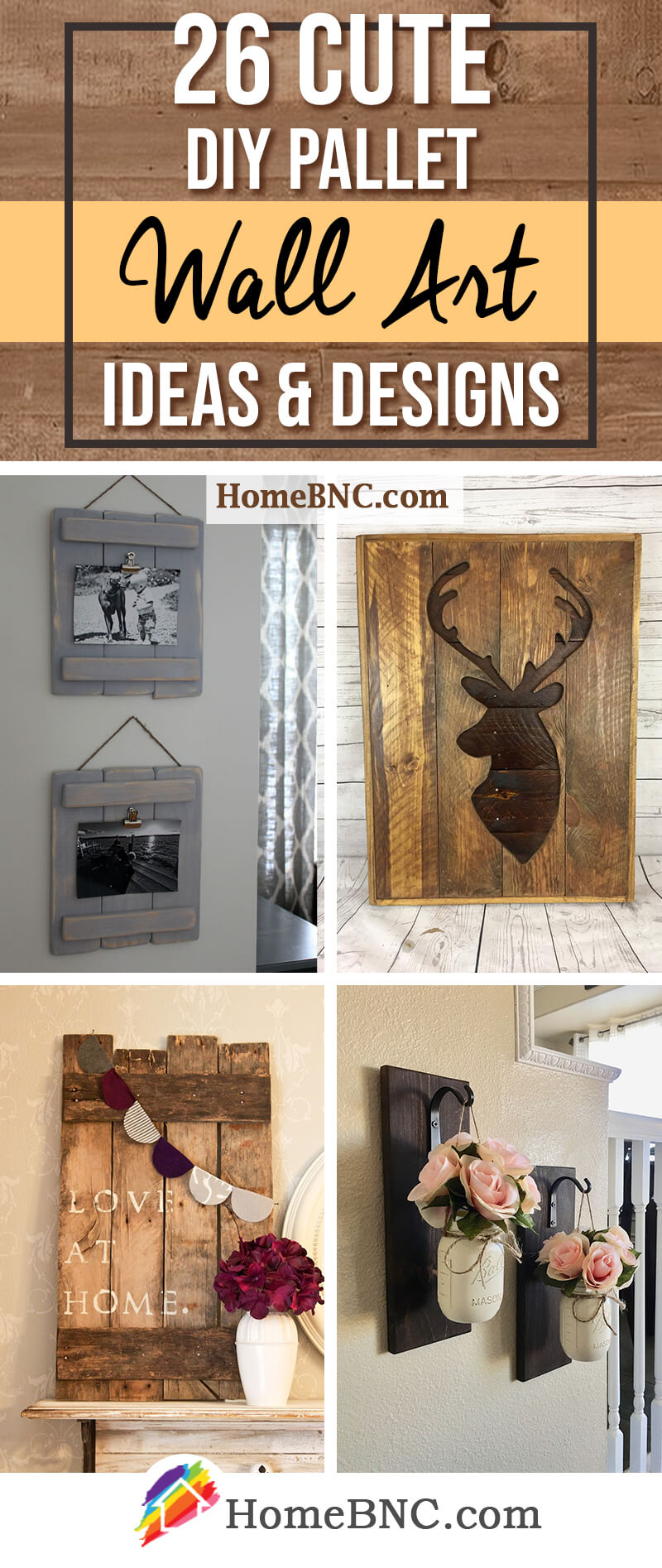 26 Best Diy Pallet Wall Decor And Art Ideas For 2021 With Best And Newest Blended Fabric Old Rugged Cross Wall Hangings (View 6 of 20)