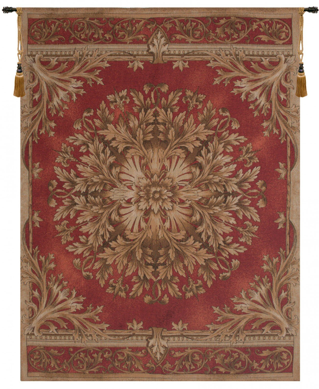 40 X 60 Art Tapestries You'll Love In 2021   Wayfair For Most Current Blended Fabric European Five English Horses Tapestries (View 4 of 20)