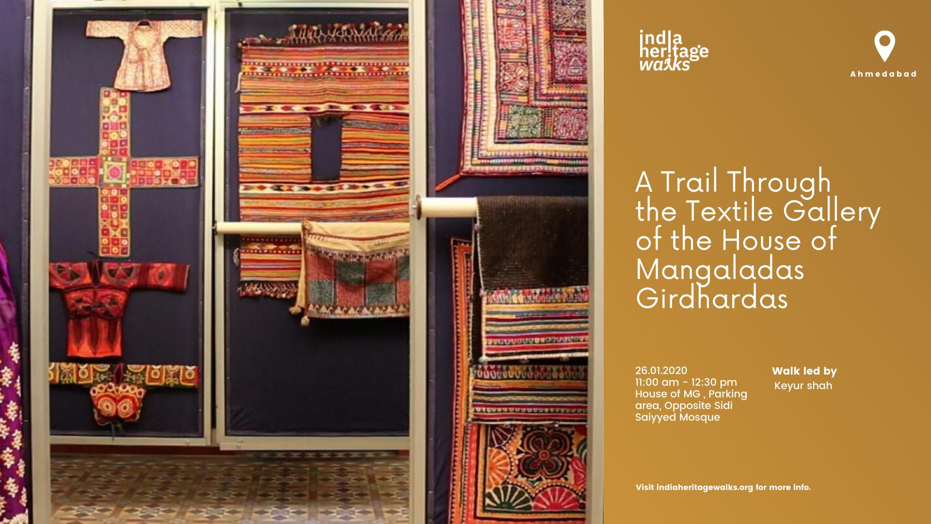 A Trail Through The Textile Gallery Of The House Of M.g (View 14 of 20)