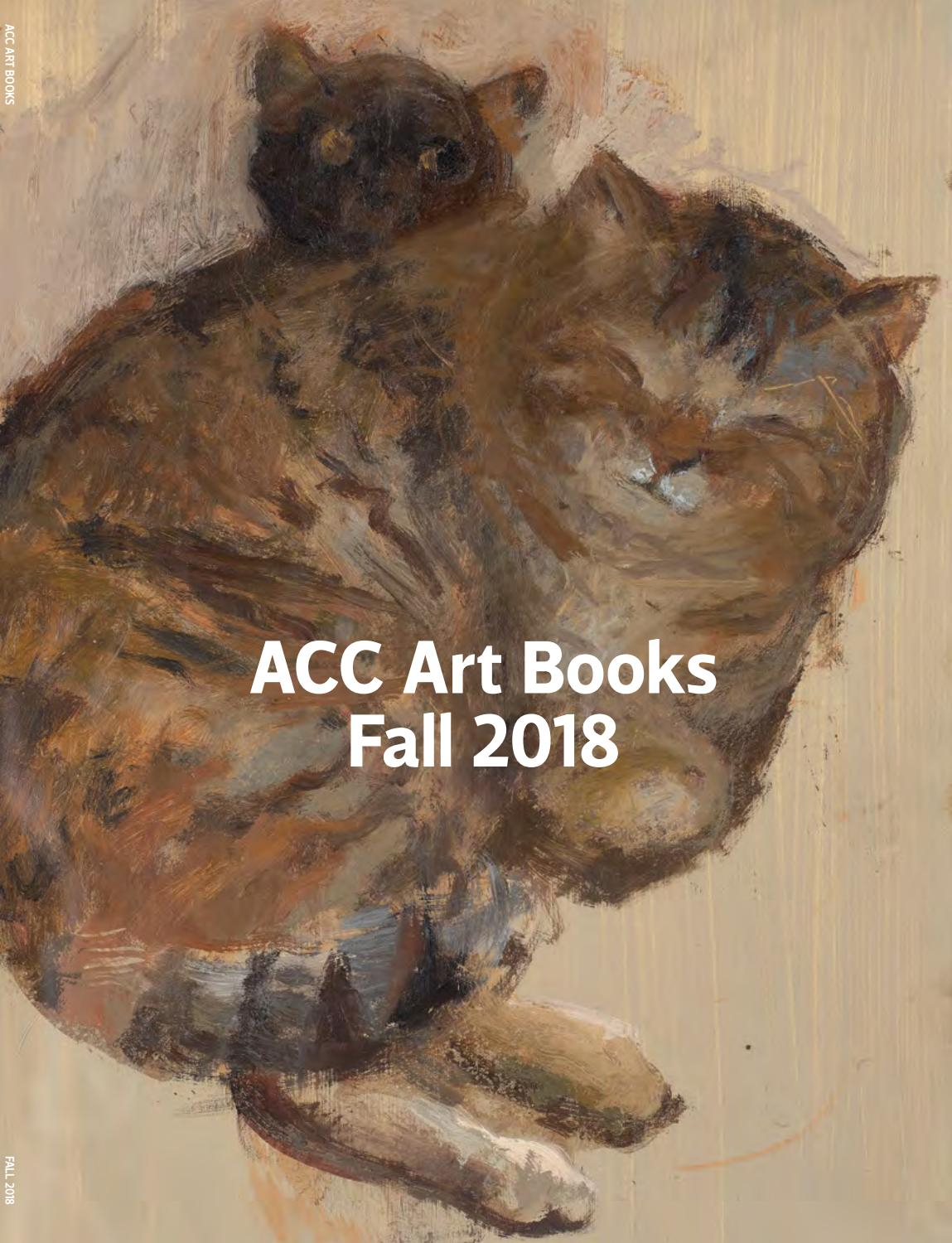 Acc Art Books Fall 2018acc Art Books – Issuu Within Most Recent Blended Fabric Vendanges (red) Wall Hangings (View 17 of 20)