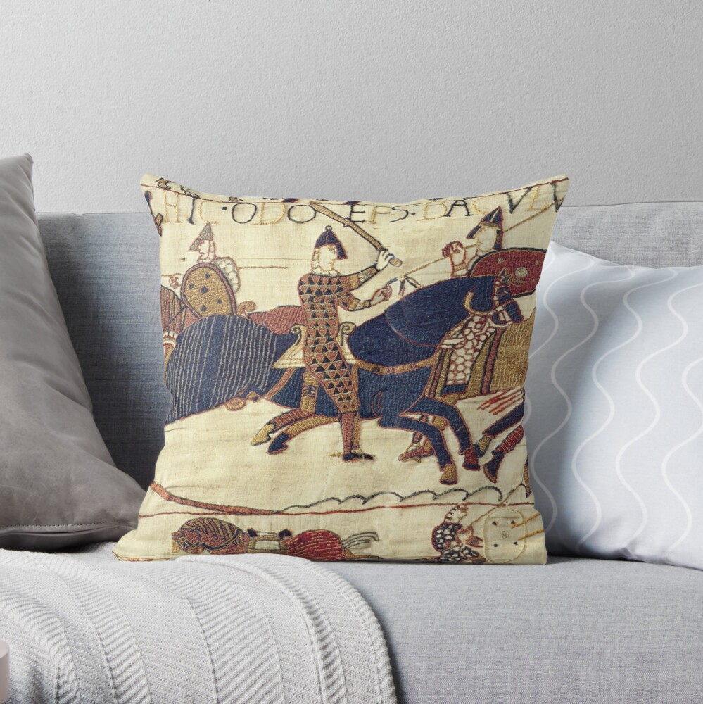 Featured Photo of Blended Fabric Bayeux William Troops Wall Hangings