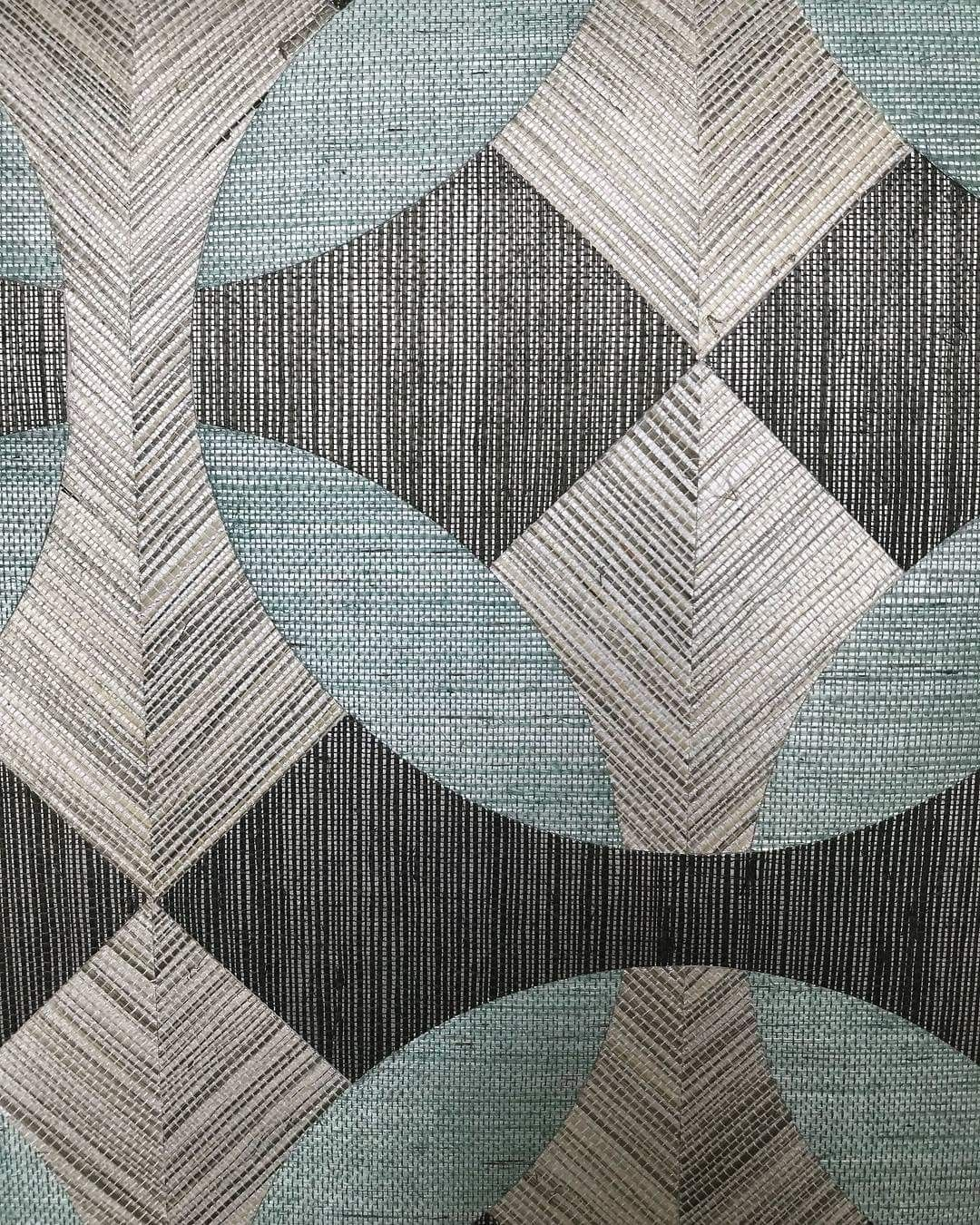 Bcd – Textured Geometric Textile Design, Ideas To Steel Throughout Recent Blended Fabric Secret Lovers Rendezvous Wall Hangings (View 2 of 20)