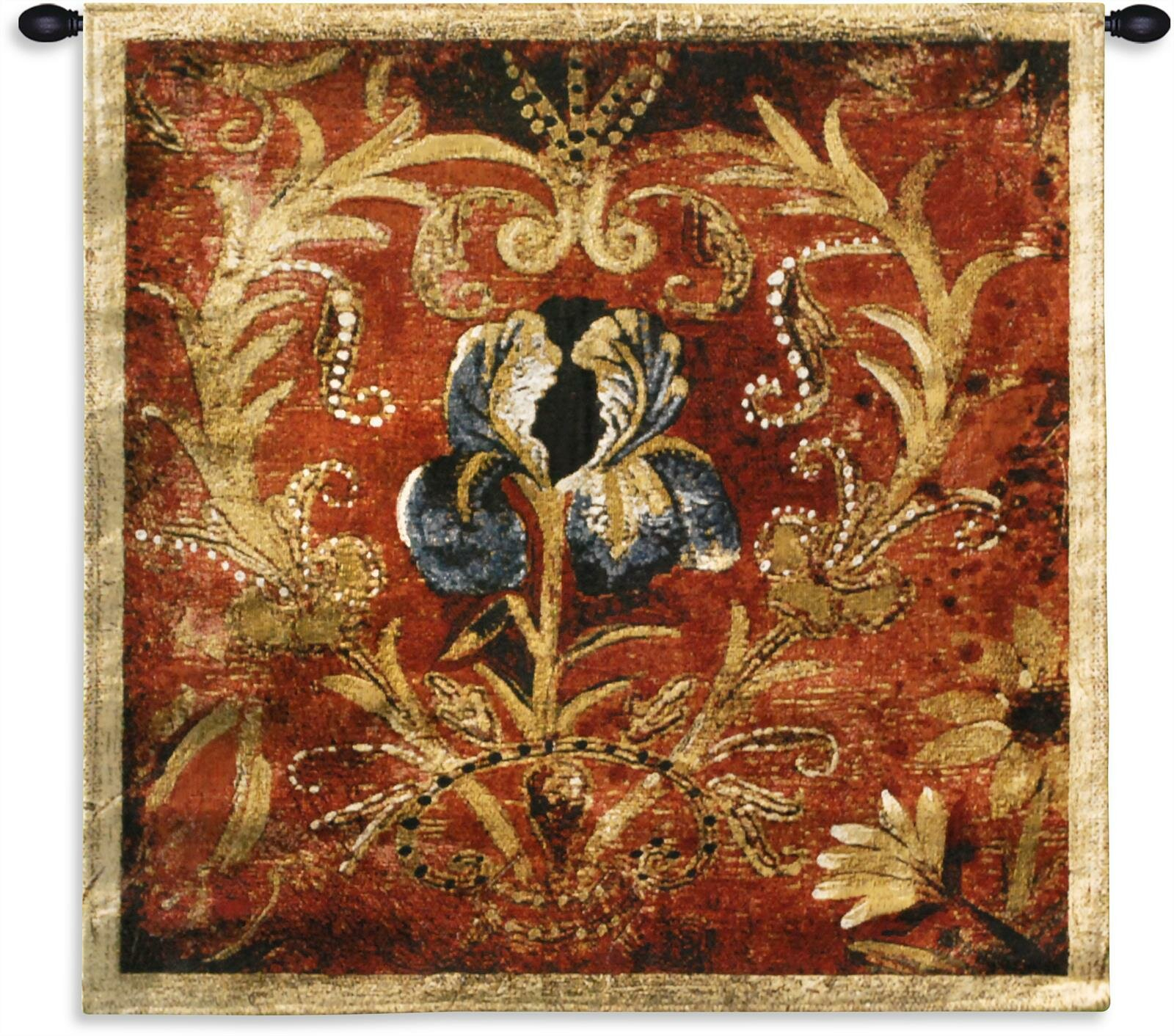 Bel Tesoro Iv Wall Tapestry Within Most Recent Blended Fabric Bellagio Scalinata Wall Hangings (View 12 of 20)
