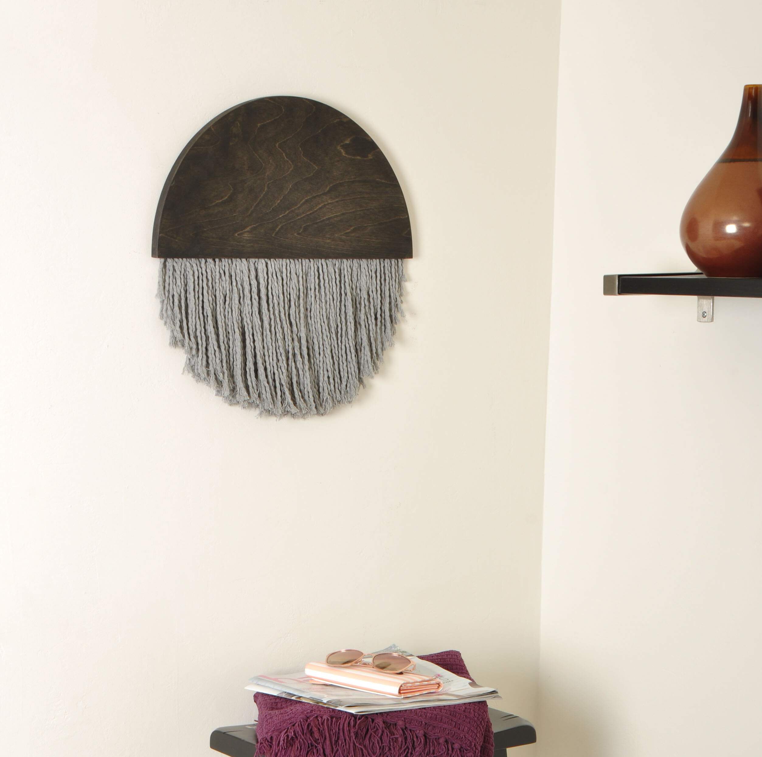Blend Fabric Wall Hanging Pertaining To Most Popular Blended Fabric Wall Hangings (View 7 of 20)