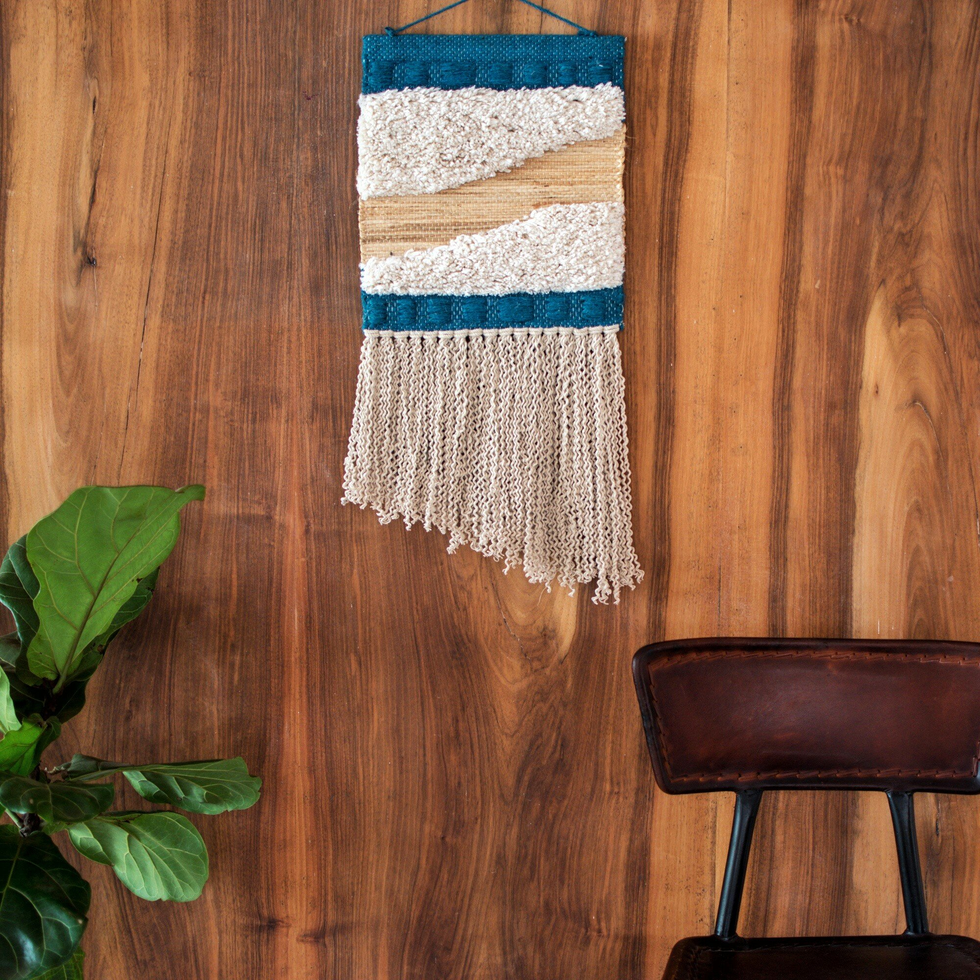 Blended Fabric Wall Hanging With Hanging Accessories Included Regarding 2018 Blended Fabric Wall Hangings (View 11 of 20)